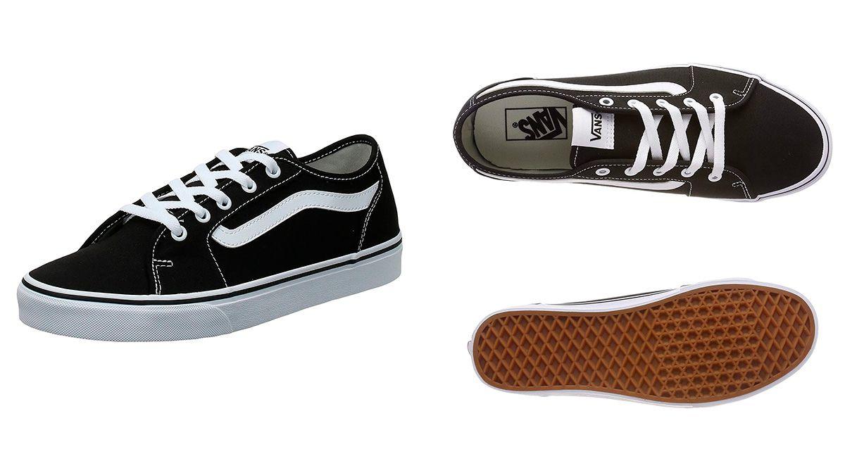Estas zapatillas Vans para mujer acumulan casi 10.000 valoraciones ...