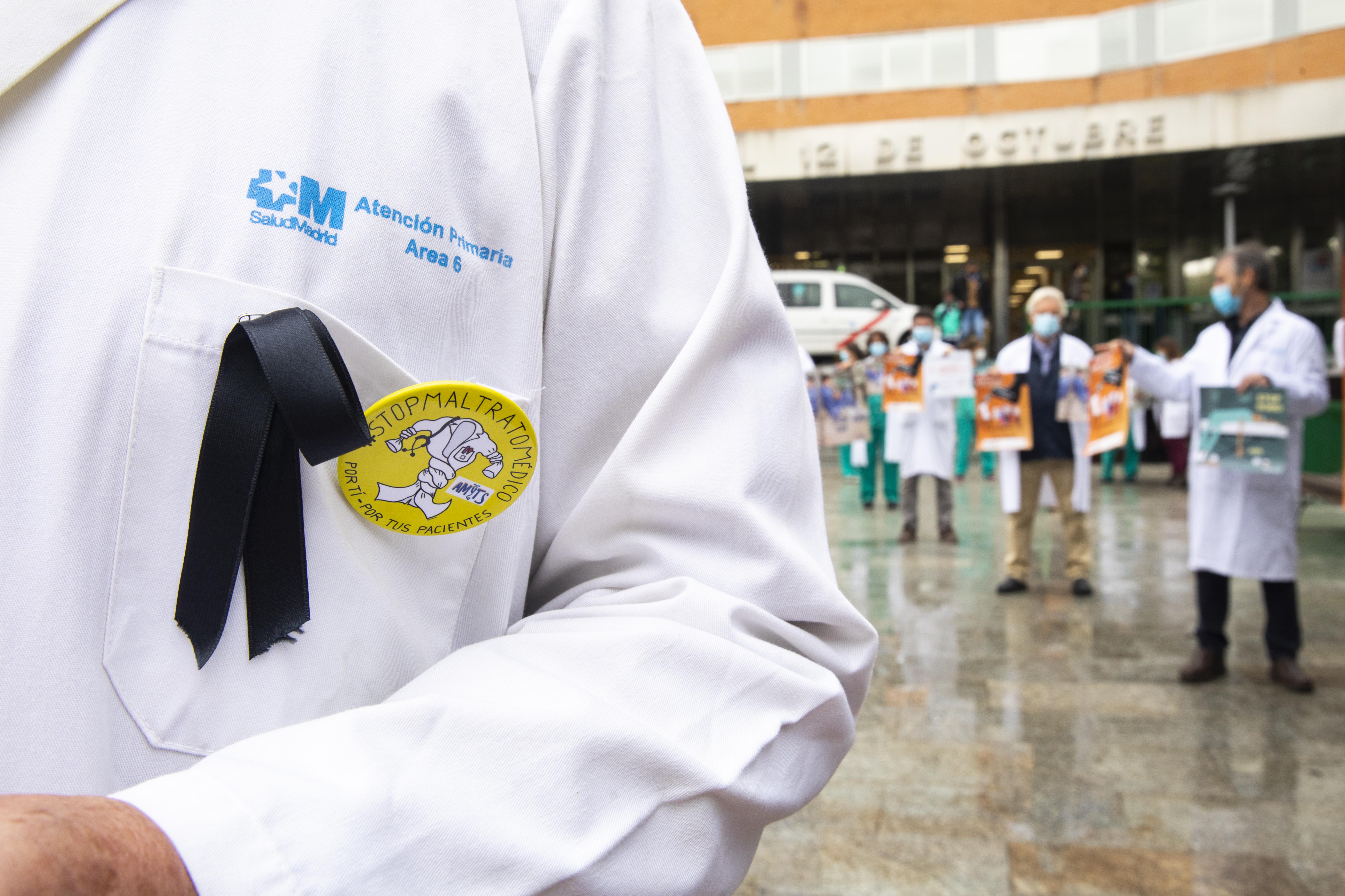 Los servicios de salud mantienen las citas de los pacientes pese a la huelga