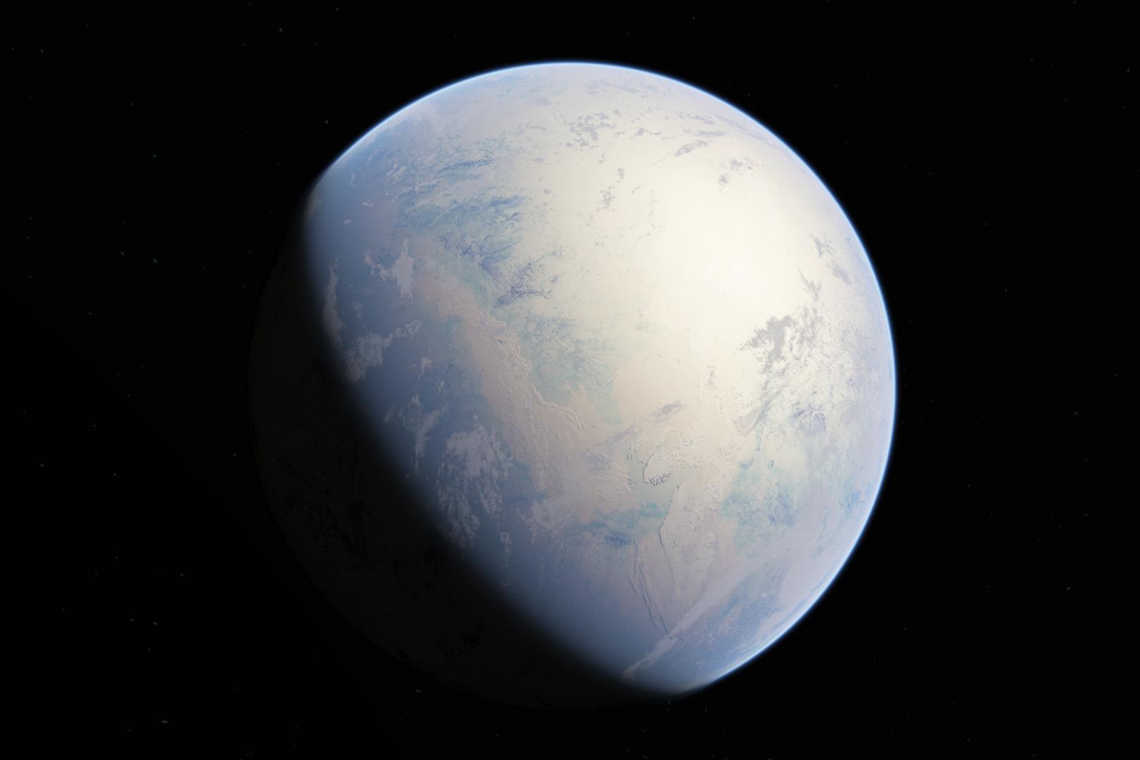 El oxígeno ¿convirtió a la Tierra en una bola de nieve?
