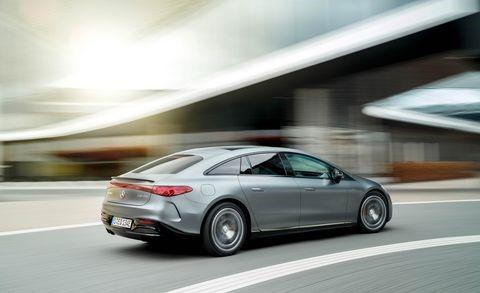 Mercedes-AMG EQS53 AMG+