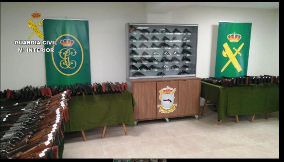 Aspecto de las oficinas centrales del ICAE donde estará el registro