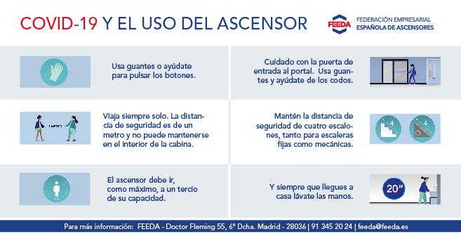 La Federación Empresarial Española de Ascensores (FEEDA) lleva más de 40 años defendiendo los intereses del Sector de la Elevación.