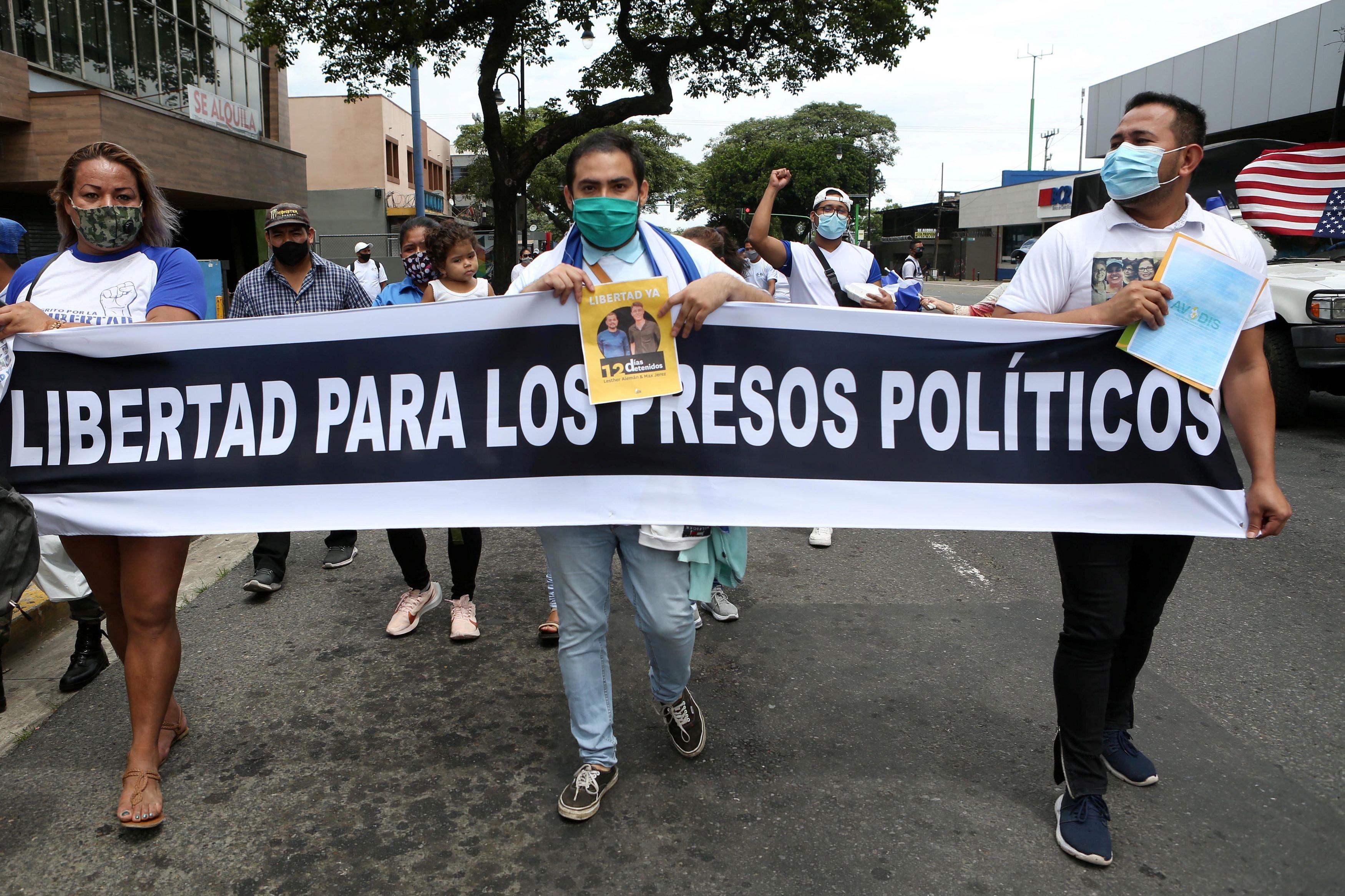 Noticias sobre Nicaragua - La Razón
