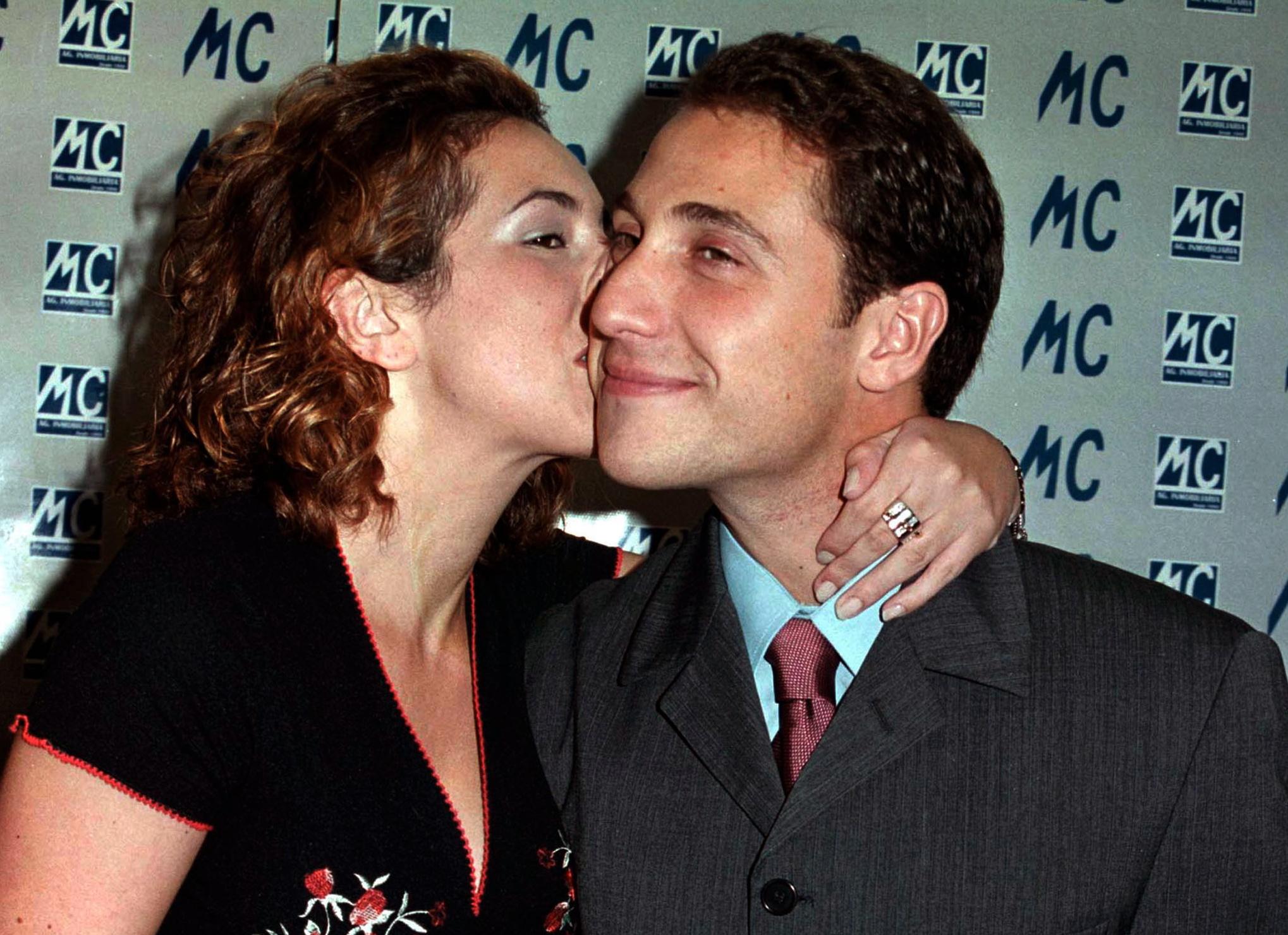 Rocío Carrasco y Antonio David Flores, en una imagen de Archivo MC JX ©KORPA