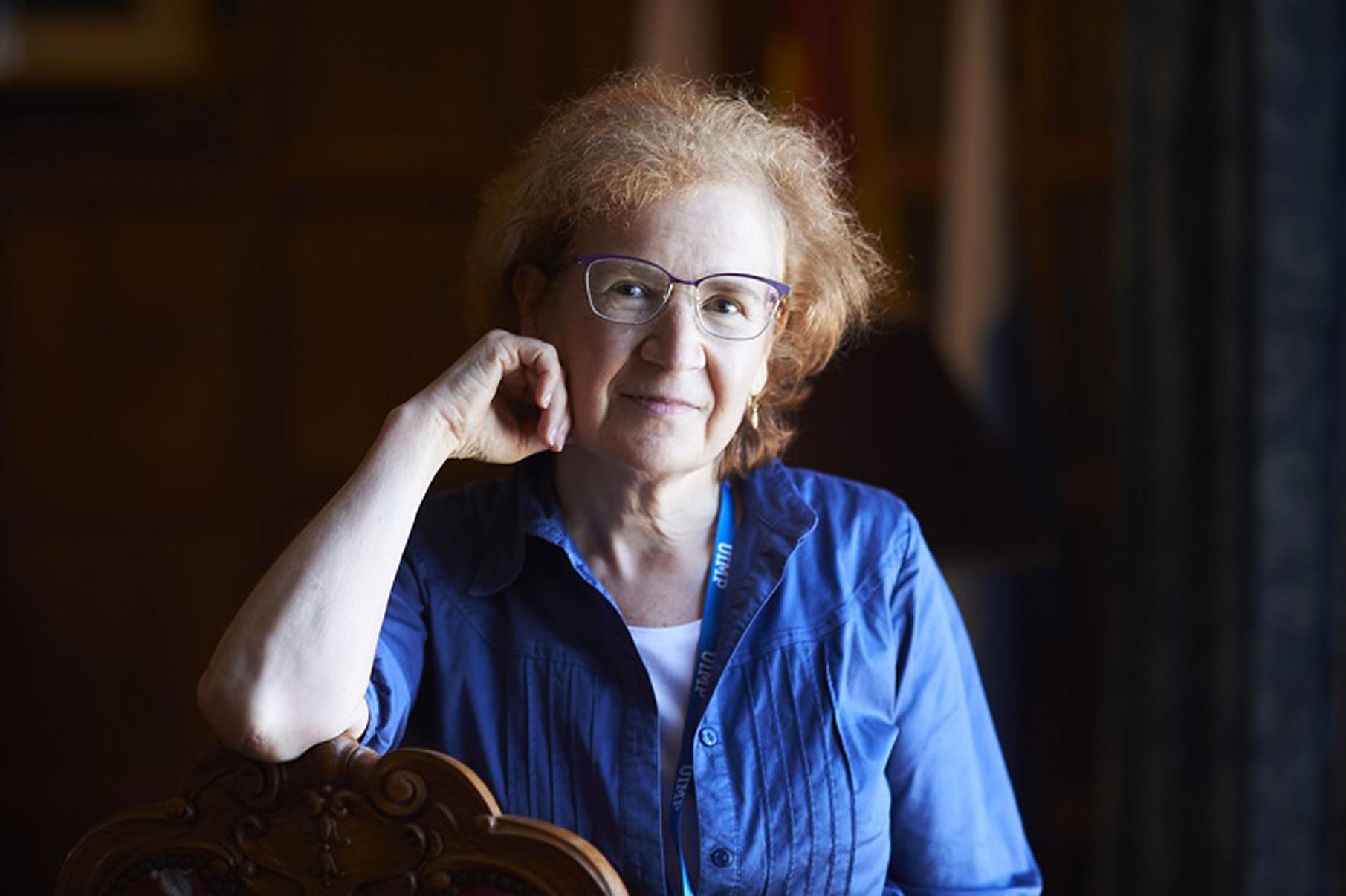 Margarita del Val: «Hasta que no se vacune a grupos de riesgo y se vea cómo les protege seguiremos realmente sin saber cuándo tendremos una vacuna»