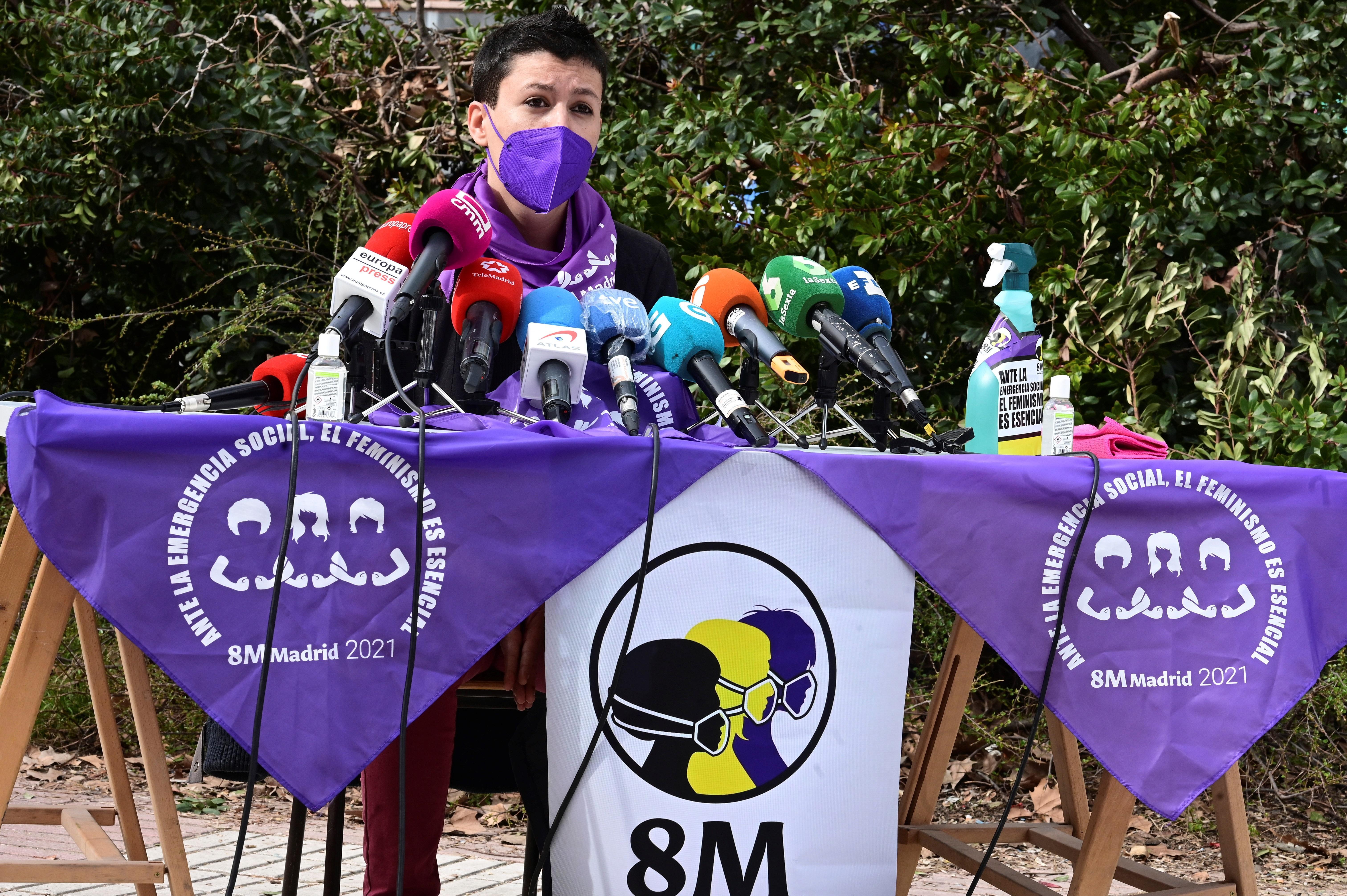 Avalancha de peticiones de manifestación en Madrid: 69 en un solo día