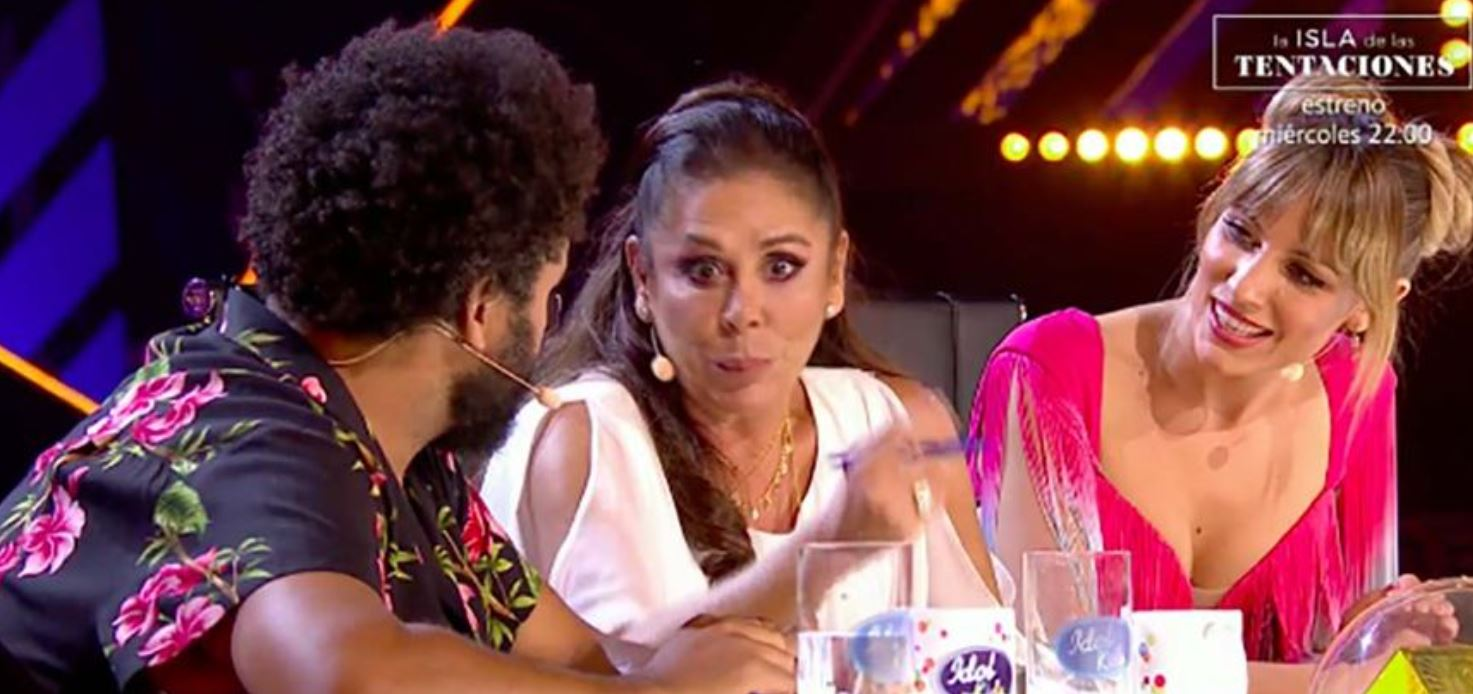 Carlos Jean defiende a su compañera Isabel Pantoja en la guerra con Kiko