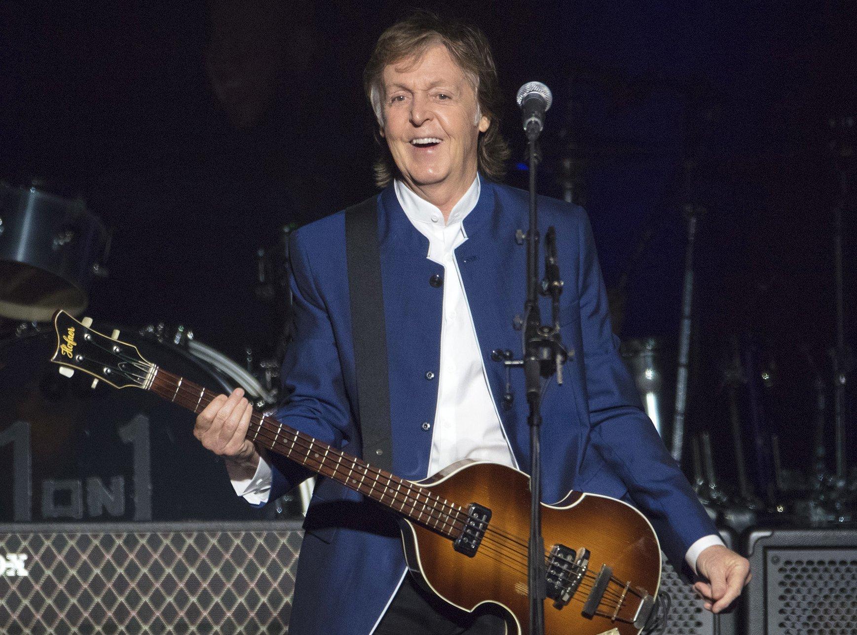 Paul McCartney publicará en diciembre un nuevo disco que ha grabado en confinamiento
