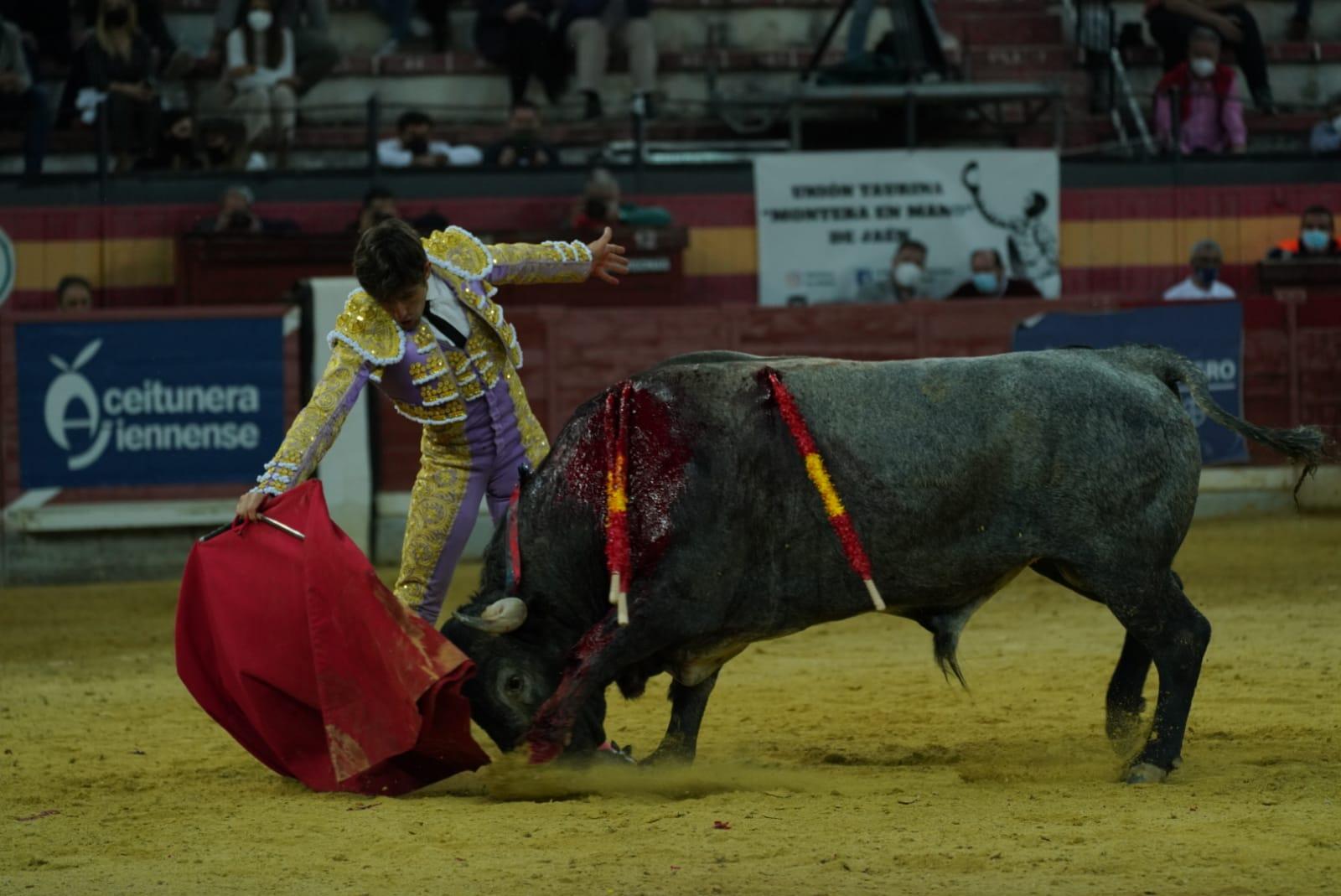 Premios de distinto peso para Lamelas y Rafaelillo en Jaén
