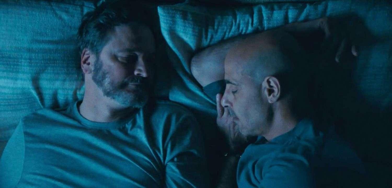 Colin Firth y Stanley Tucci, locura de amor