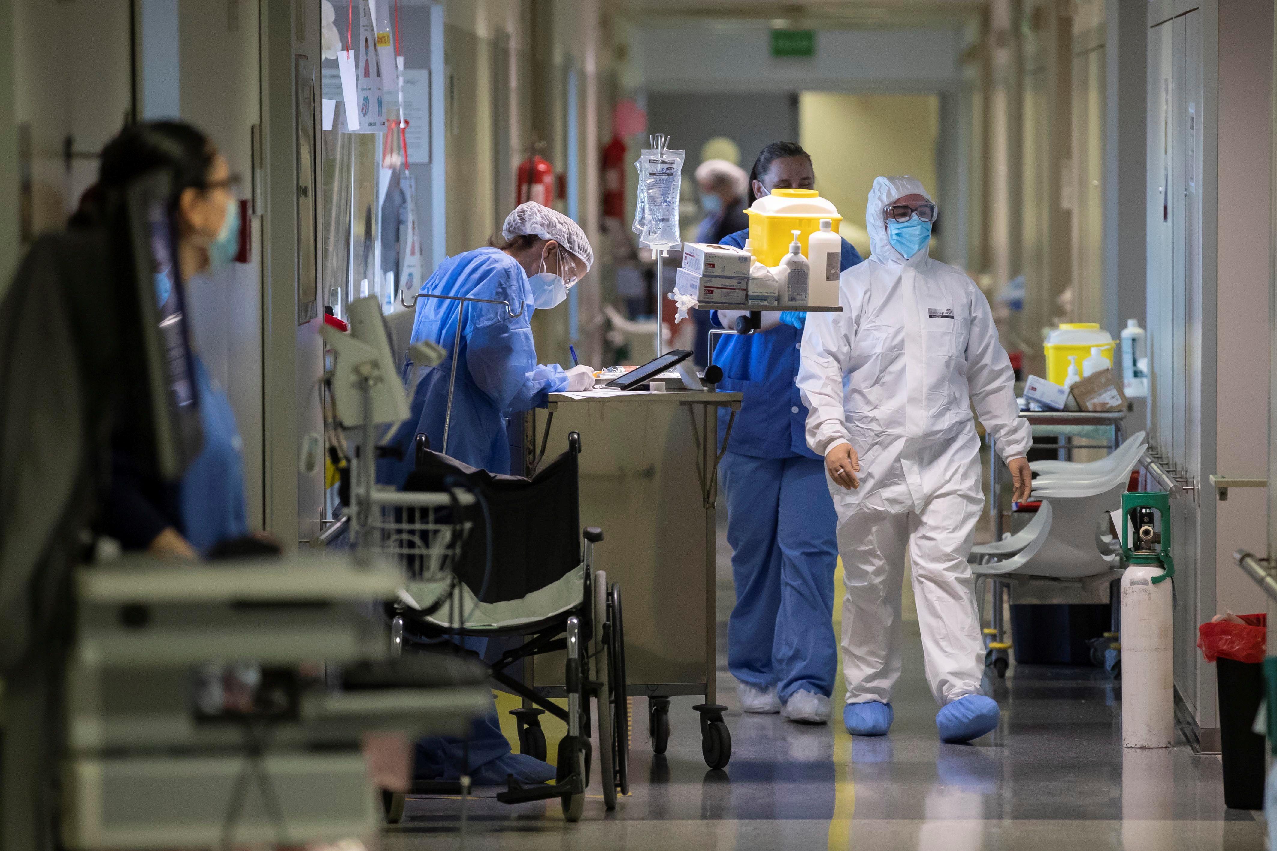 La Región de Murcia registra tres muertes por Covid en una jornada con 76 nuevos contagios