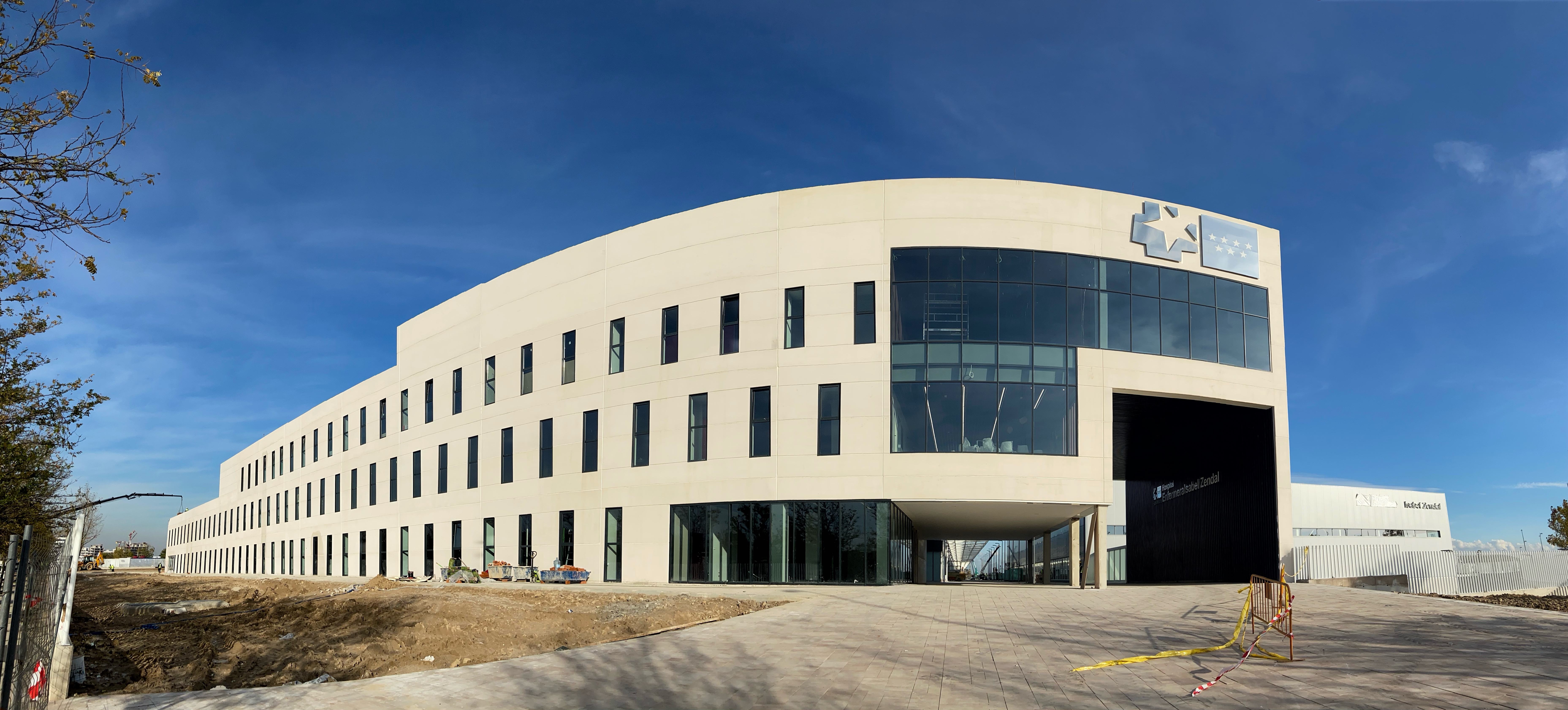 Cuenta atrás para la inauguración del hospital Isabel Zendal