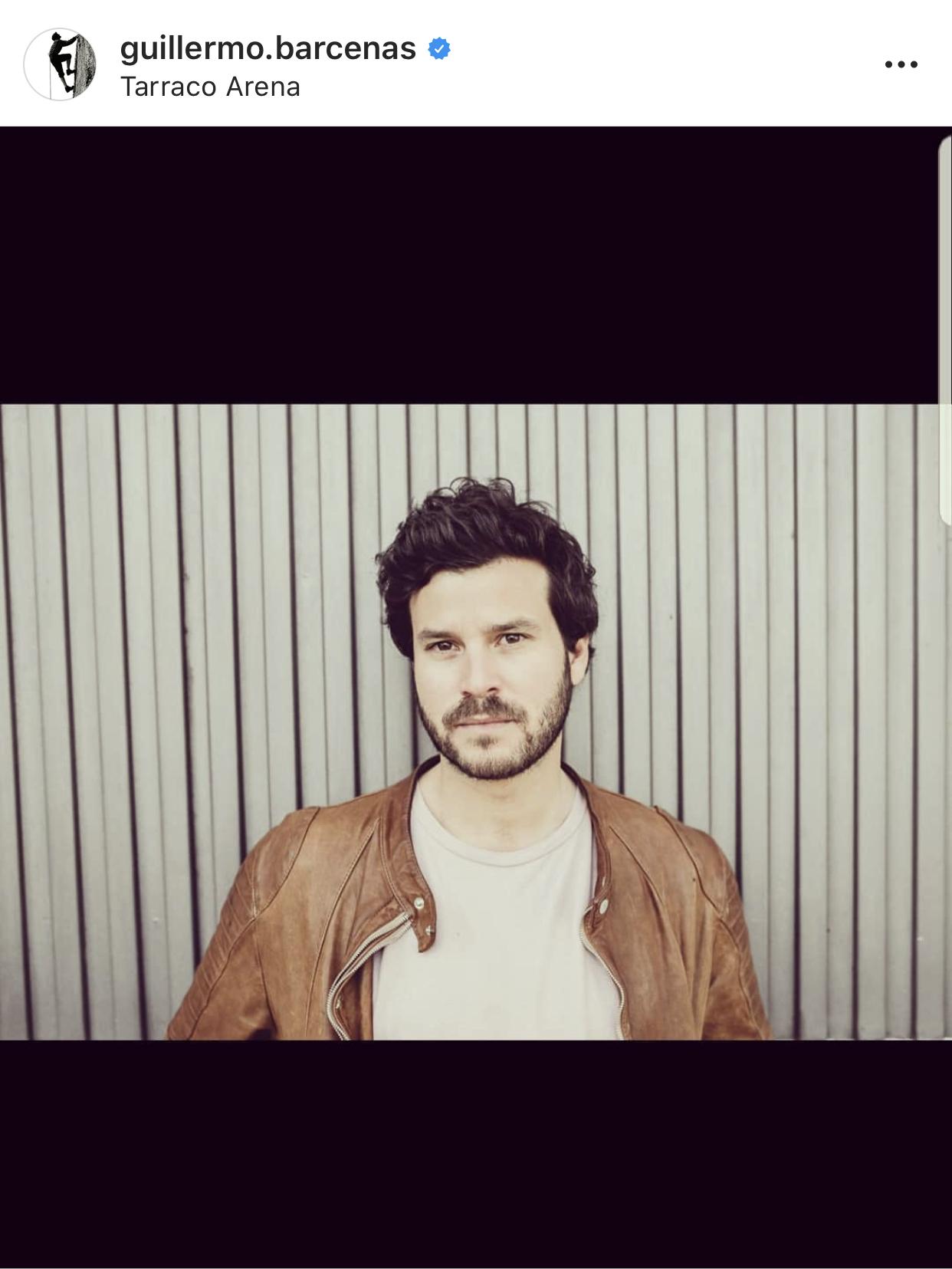 Guillermo Bárcenas / Instagram