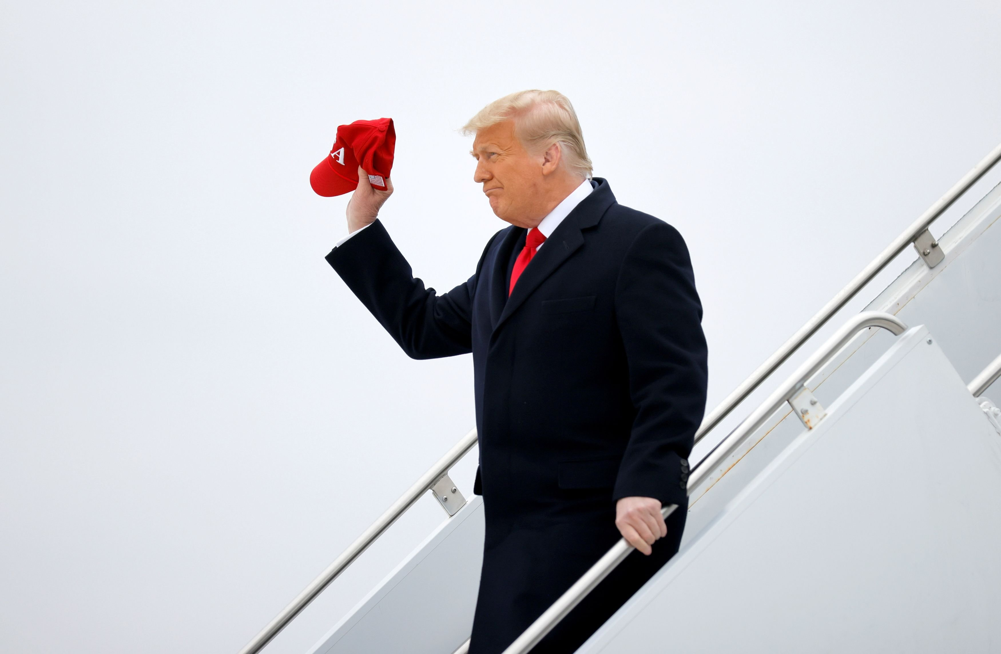 "Un ""impeachment"" para evitar que Trump se presente a la reelección"