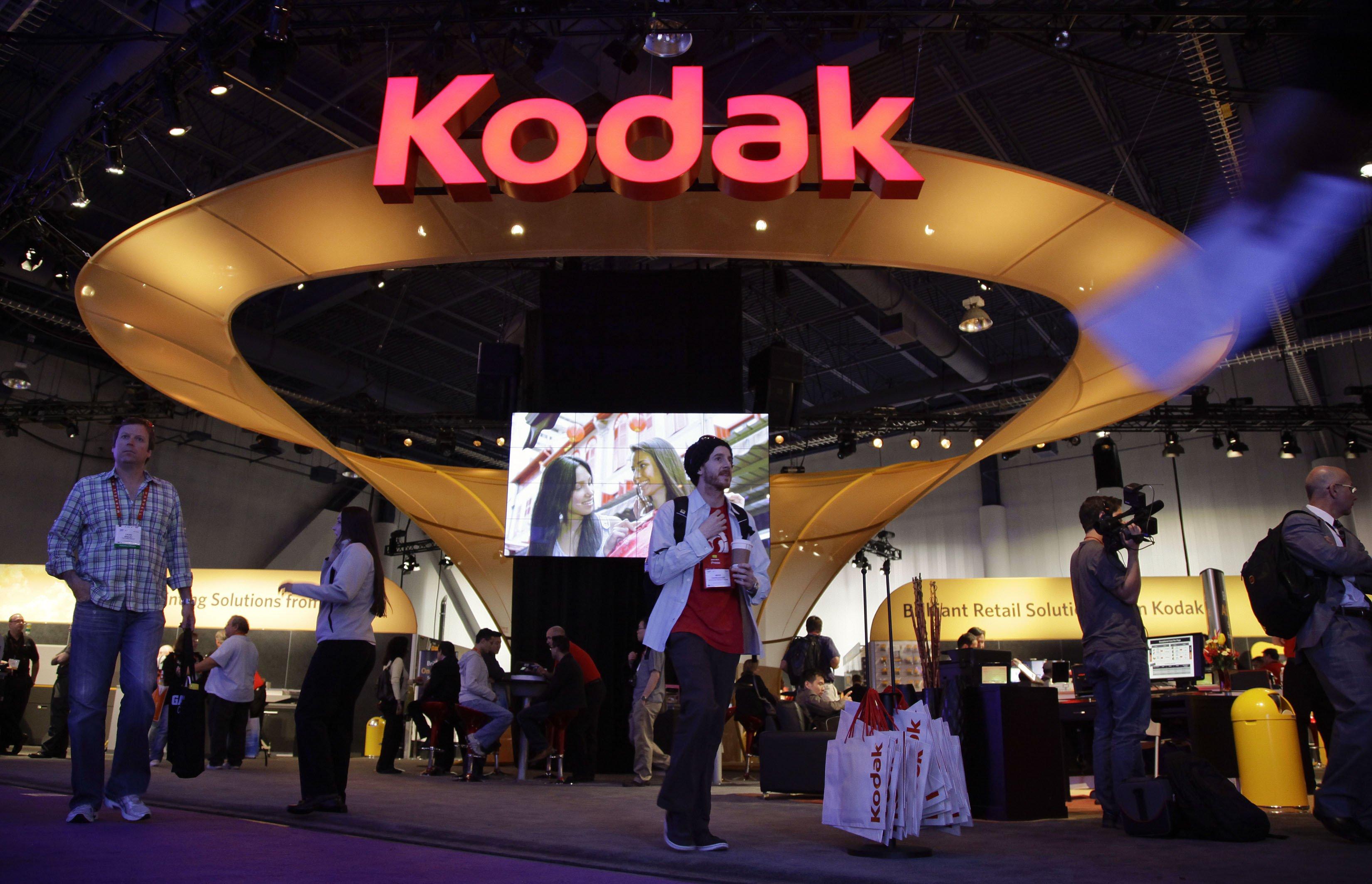 Kodak nueve años después de su quiebra: más pequeña, más digital... y farmacéutica