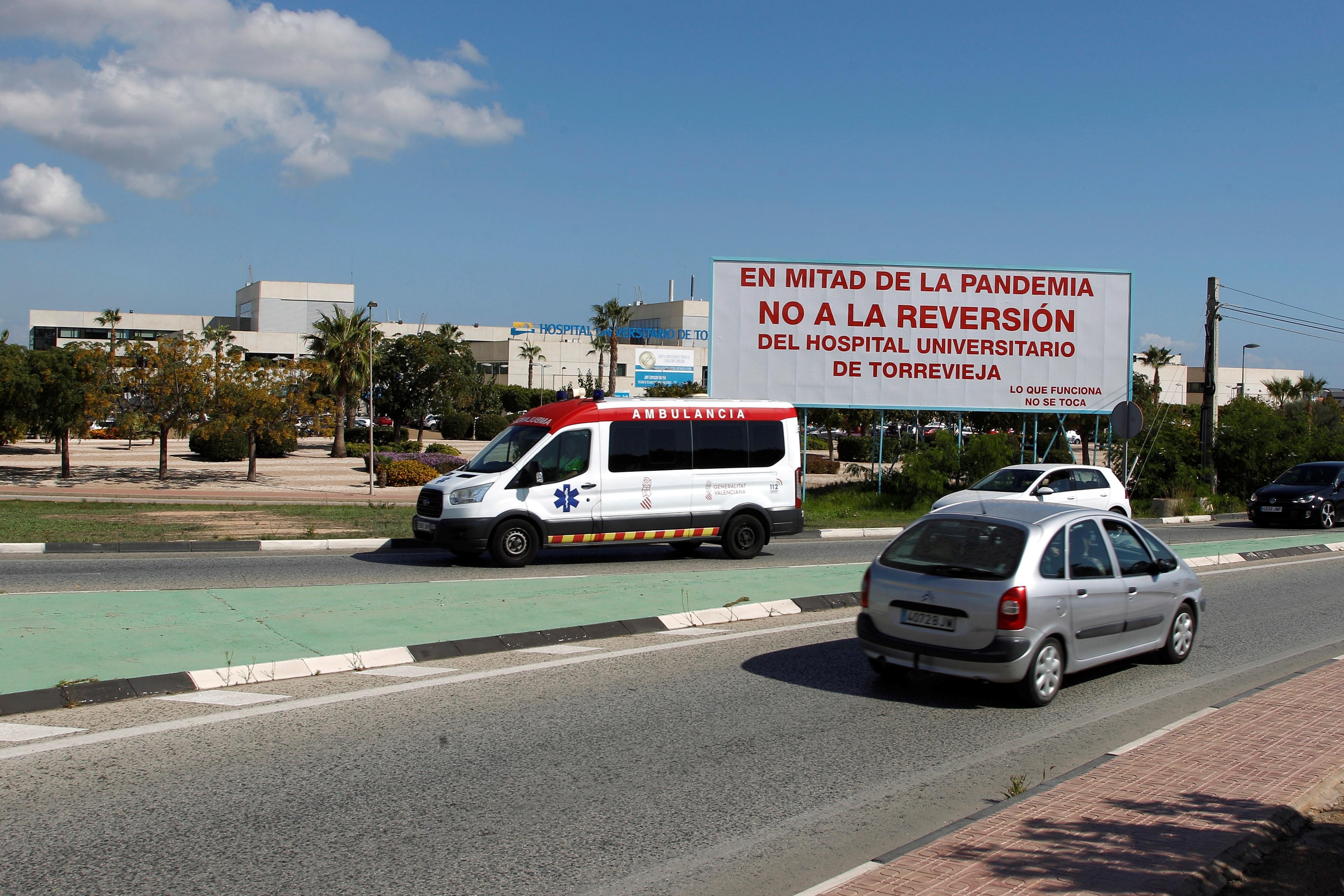 Atropello múltiple en Torrevieja, cinco jóvenes heridos por un conductor que dio positivo en alcoholemia