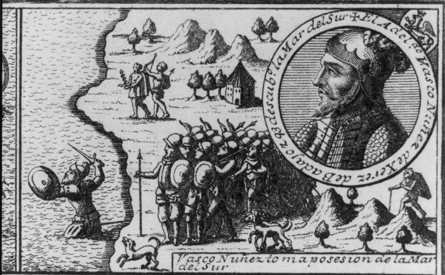 Vasco Núñez de Balboa, una figura fundamental en la historia de España