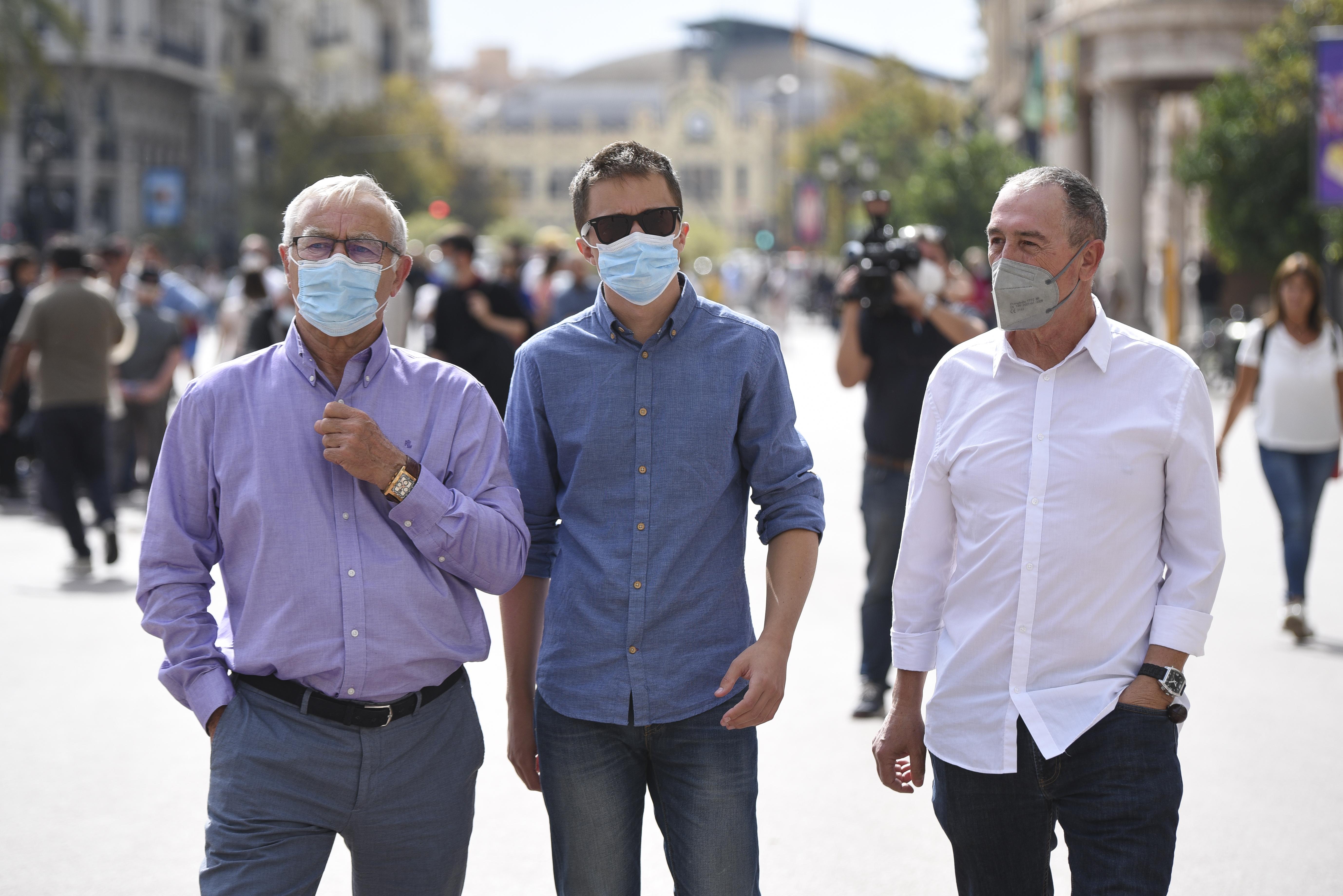 El PP saca los colores a Ribó, Madrid: 1.200 viviendas protegidas, Valencia: 5