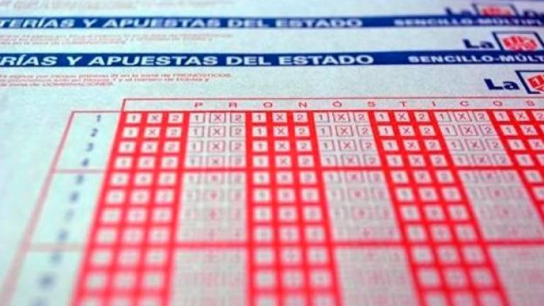 Quiniela: casi 4.000 euros para los acertantes de 15