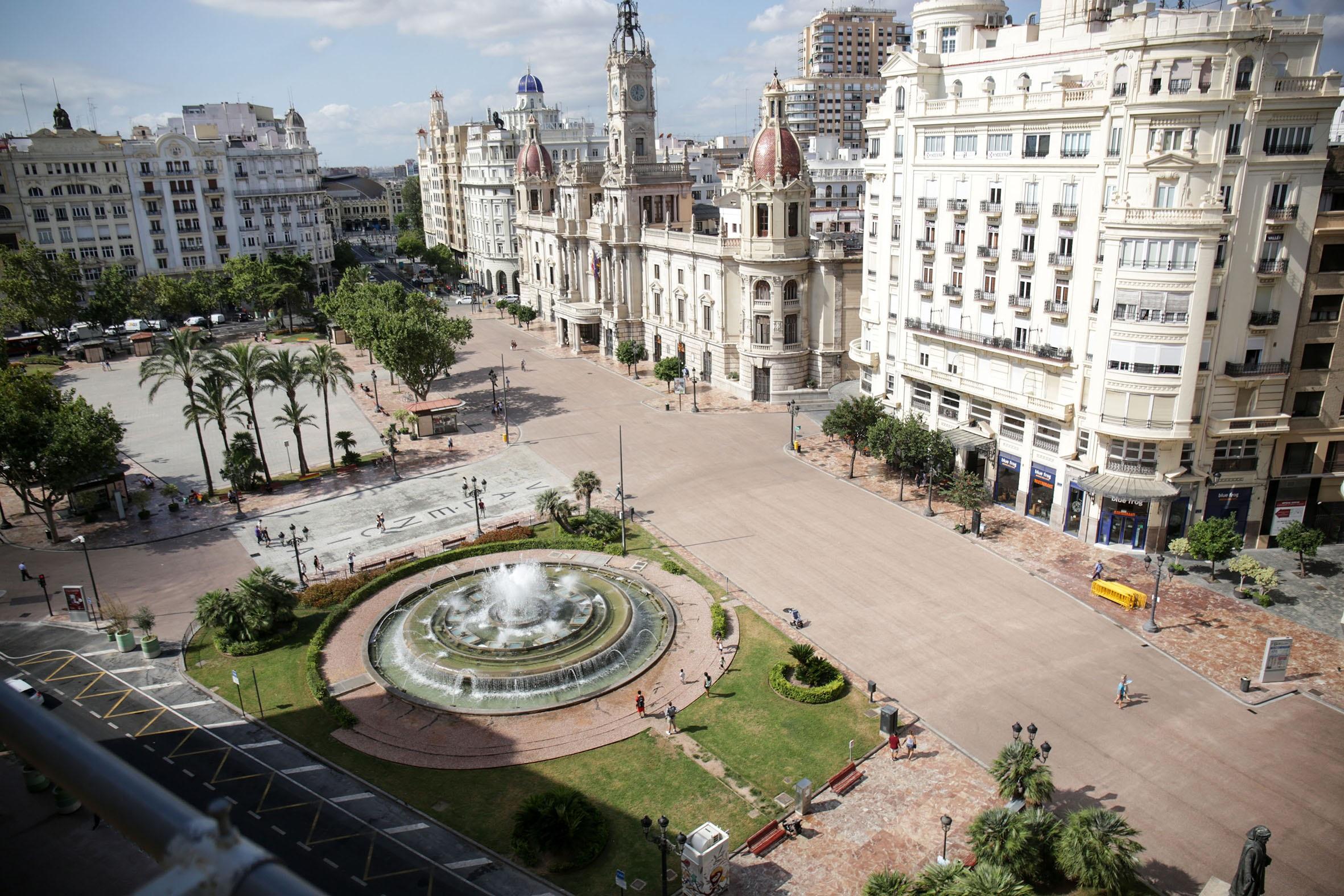 PP ampliará la denuncia a Antifraude por el fraccionamiento de contratos de la plaza del Ayuntamiento
