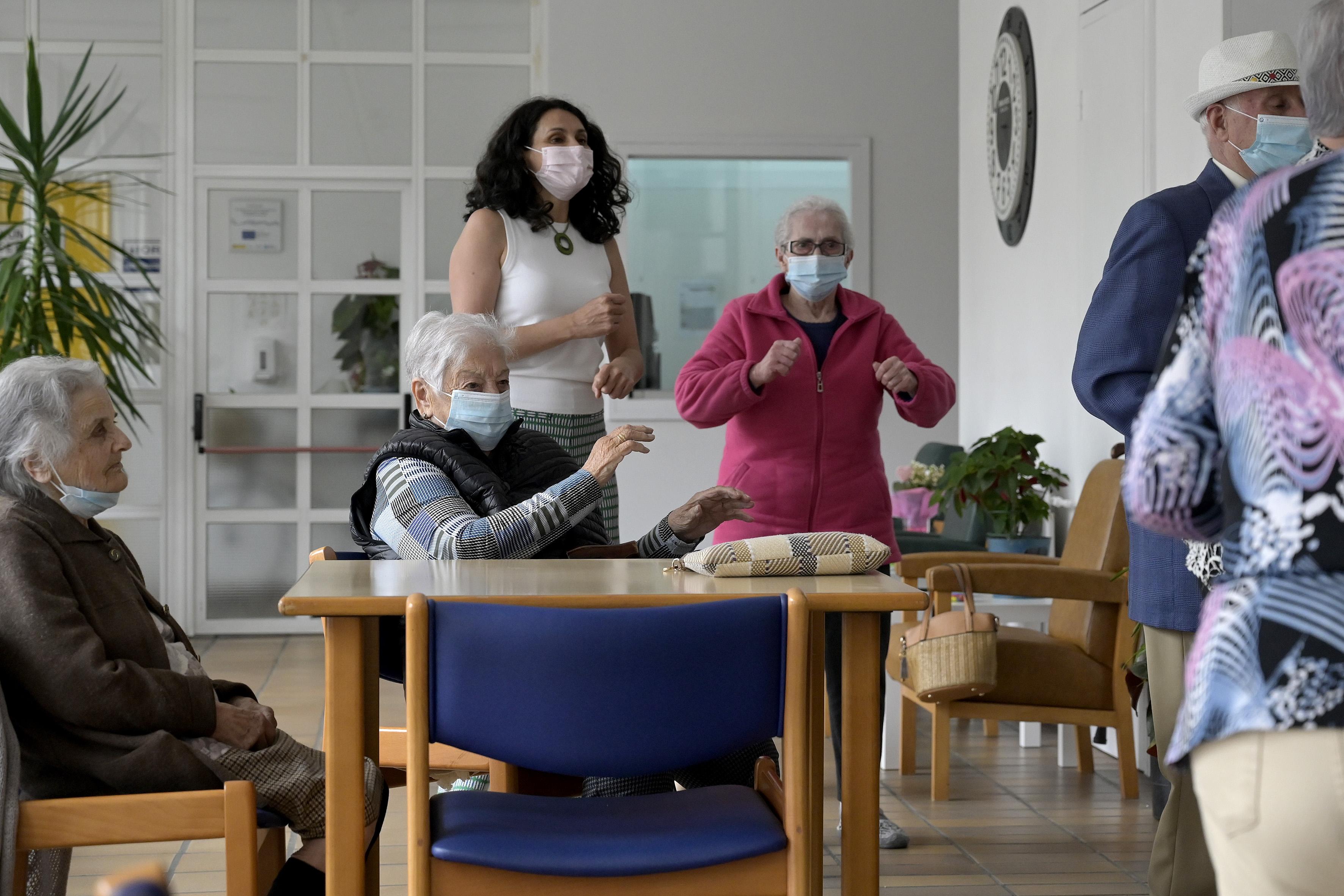 Las residencias del Plan Convivint serán pequeños módulos de convivencia con cocina office