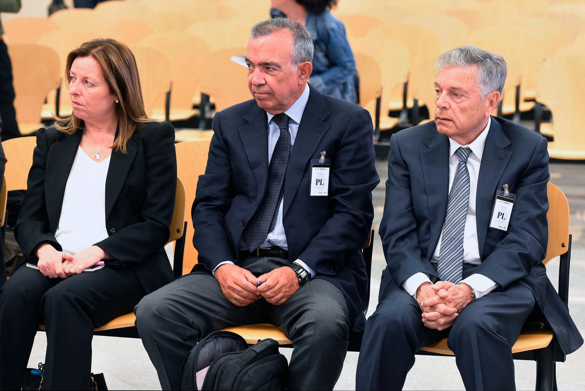 Condenados cinco ex directivos de la CAM por avalar 600.000 euros en dietas de Modesto Crespo