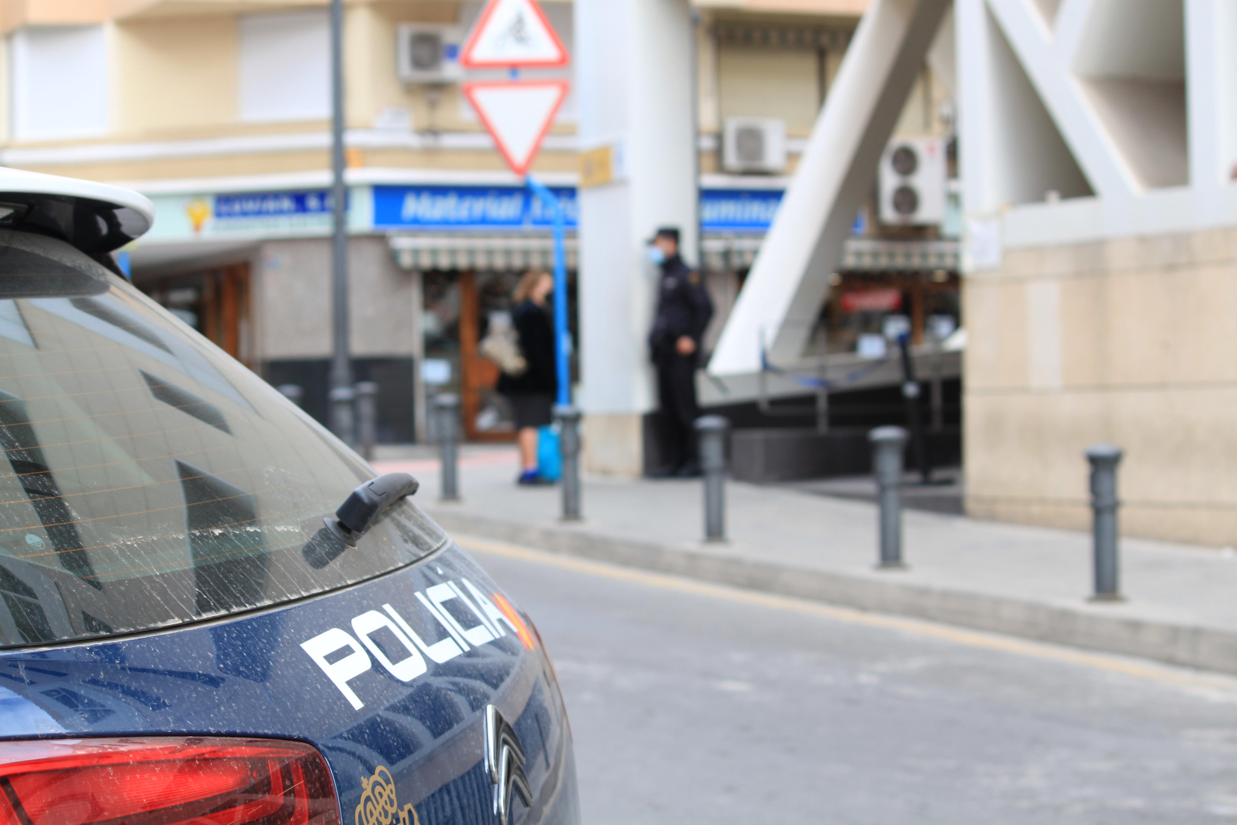 Detenido en Alicante un prófugo de la justicia italiana por delitos de extorsión y chantaje