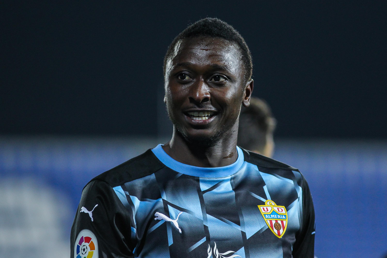 Umar Sadiq quiere seguir en España y el Sevilla se postula como su destino  más probable