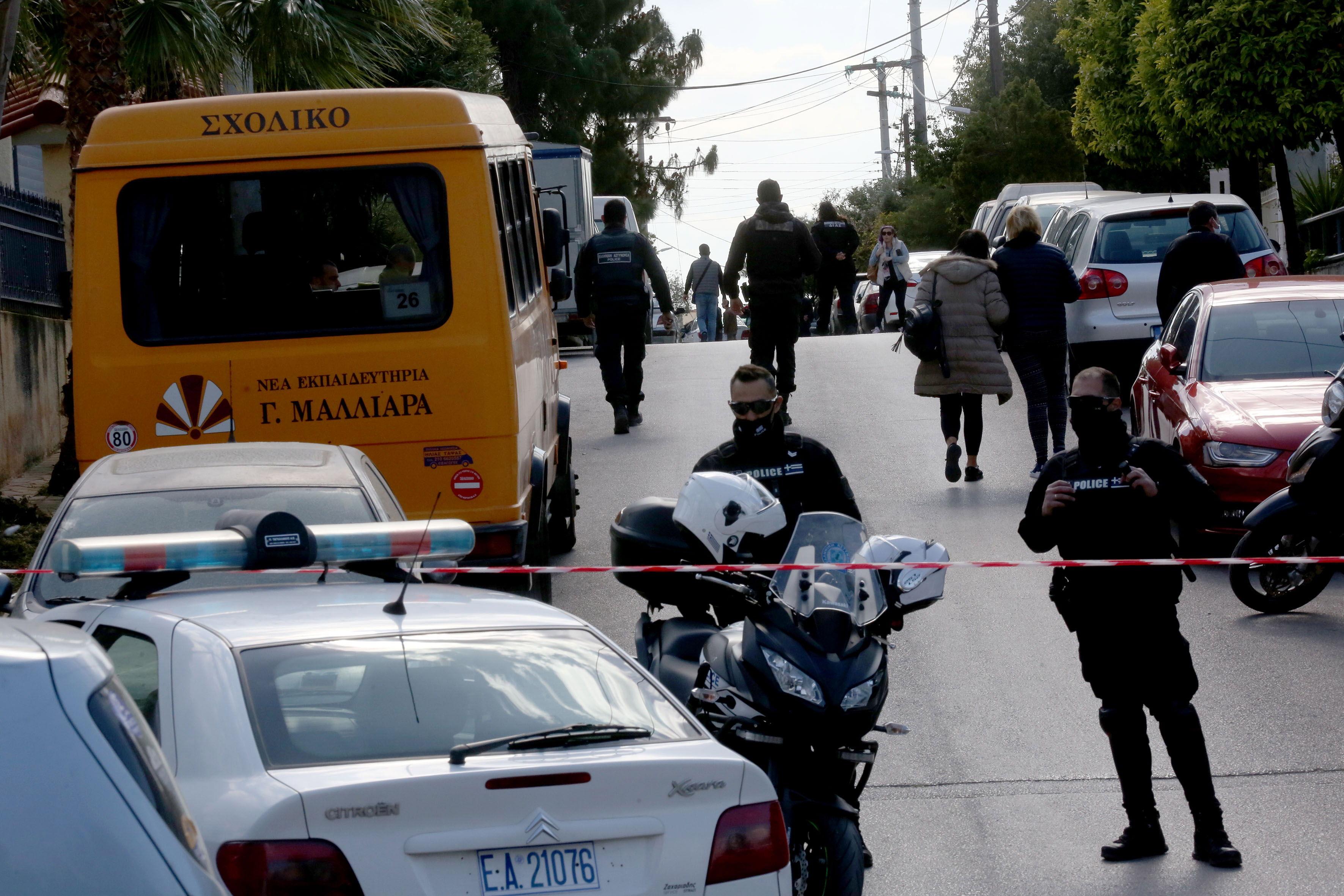 El griego Yorgos Karaivaz, el último periodista europeo asesinado