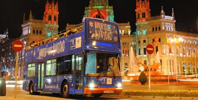 El Bus de la Navidad... a salvo de Covid