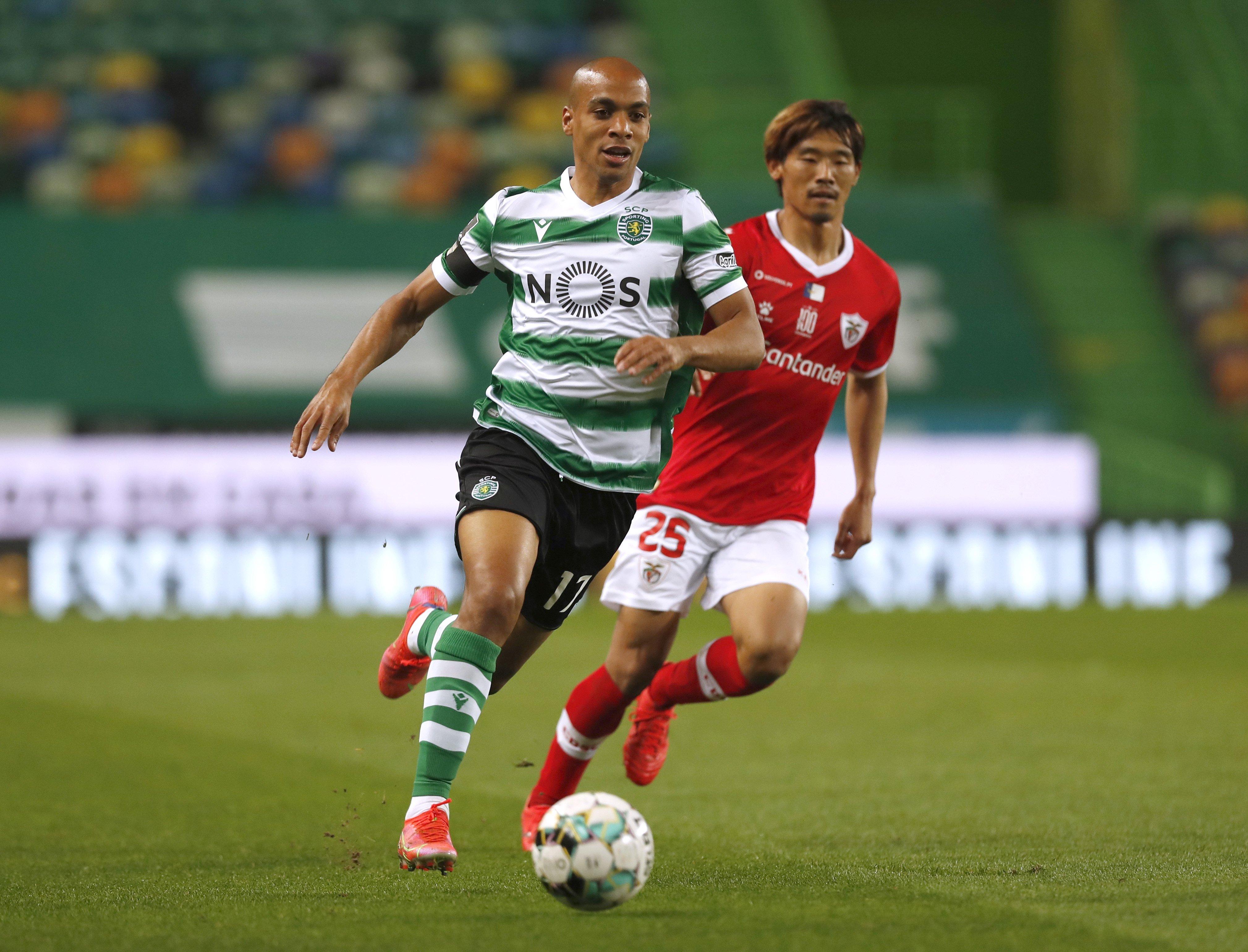 Joao Mario, con un precio asequible tanto para el Sevilla como para el Betis