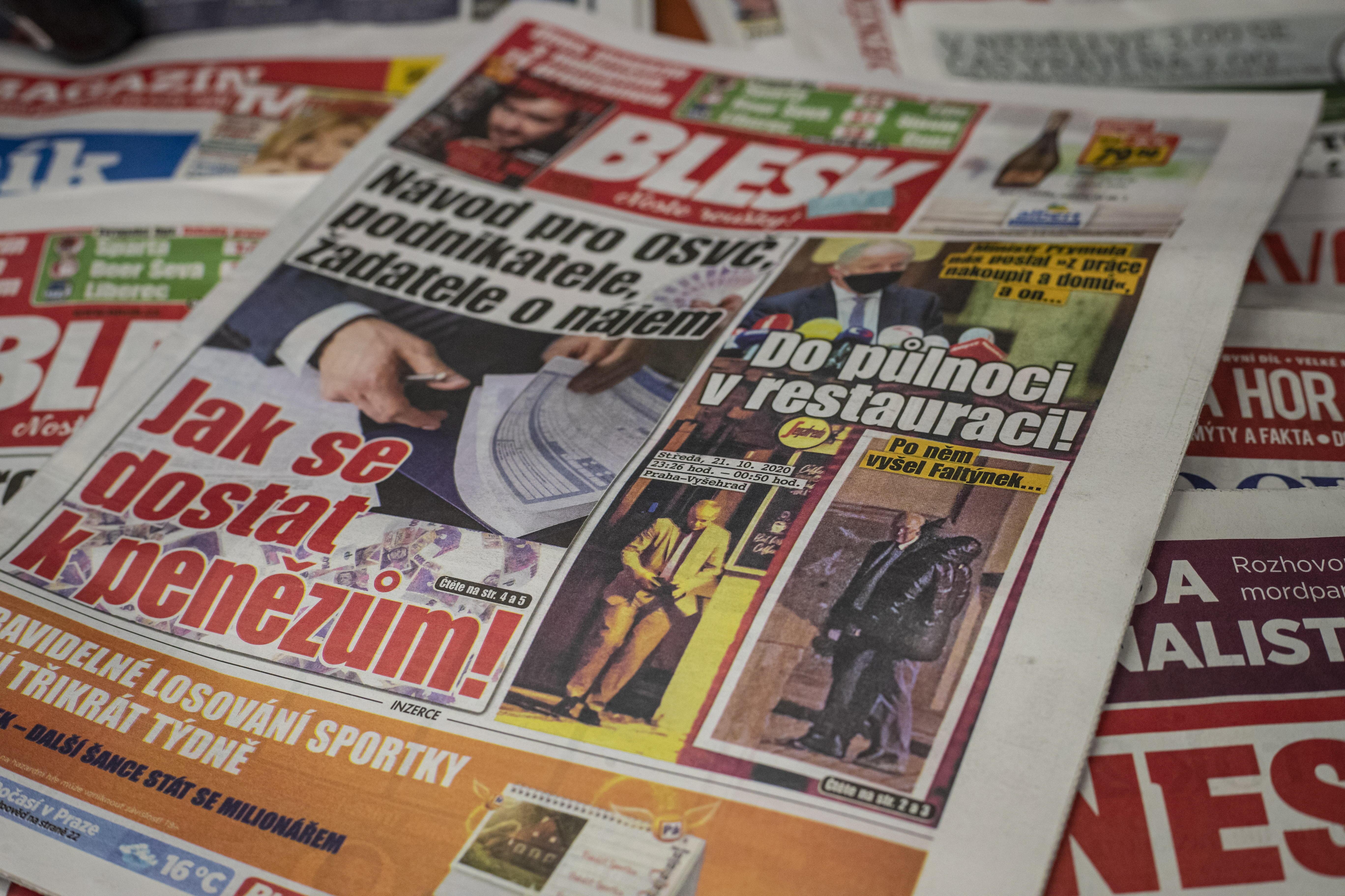 Cesado el ministro de Sanidad checo por incumplir sus propias medidas anti covid