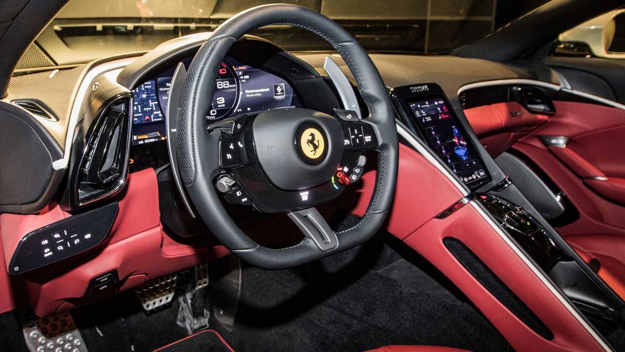 Un Ferrari Roma En Subasta Por Mas De 630 000 Euros