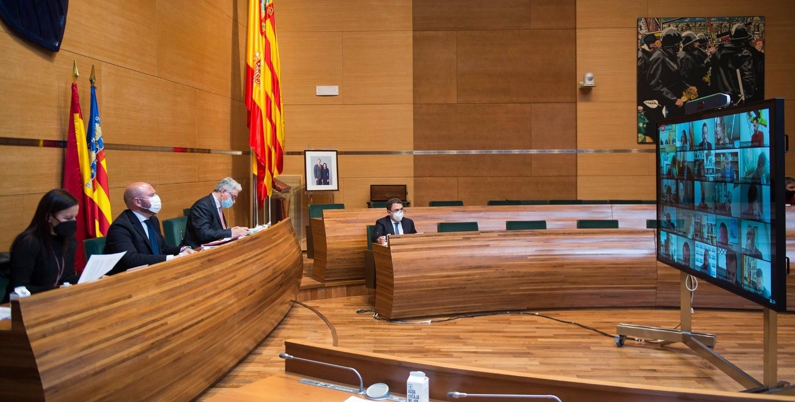 """José Luis Vera, en libertad con cargos por el """"caso Azud"""", seguirá como jefe de los servicios jurídicos en Divalterra"""