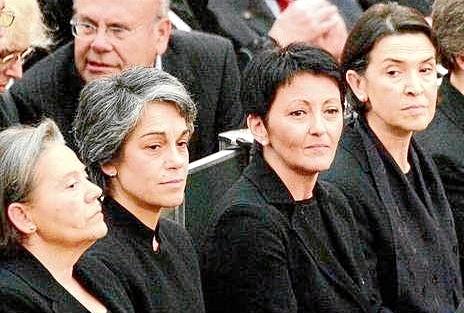 Las 'Memores Domini' que acompañan a Benedicto XVI