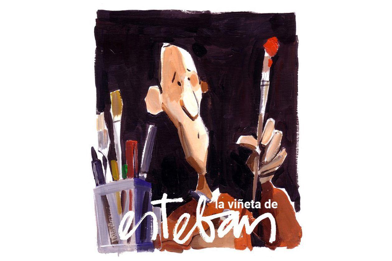 La viñeta de Esteban: 26 de enero de 2021