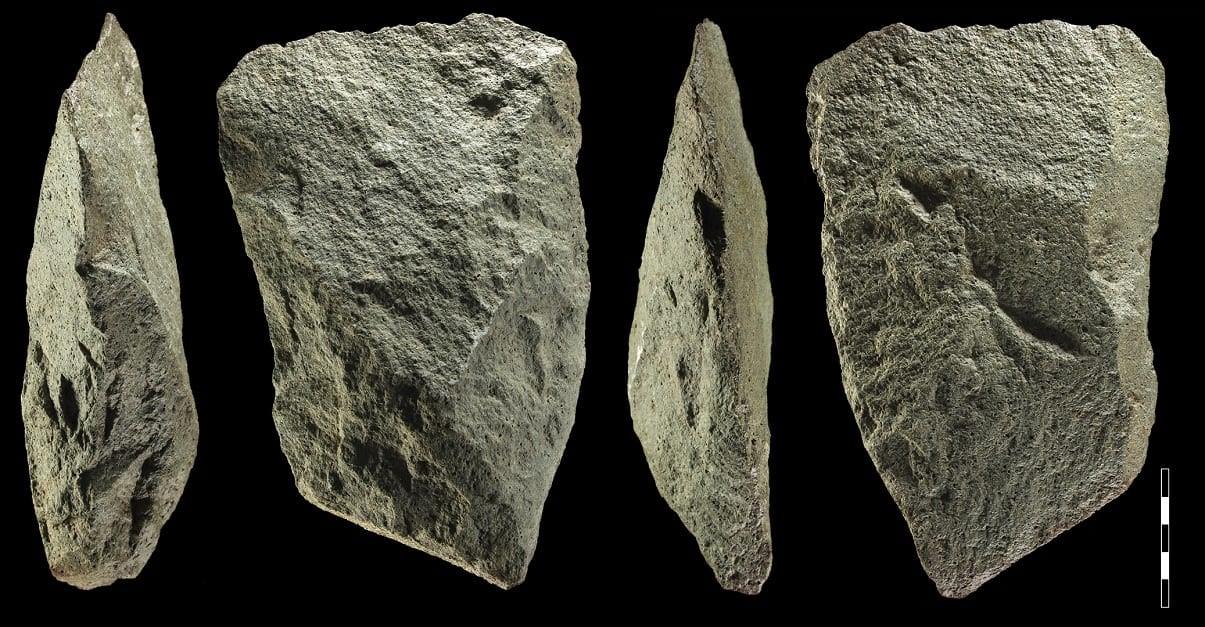 Encuentran el taller más antiguo datado con precisión: 700.000 años