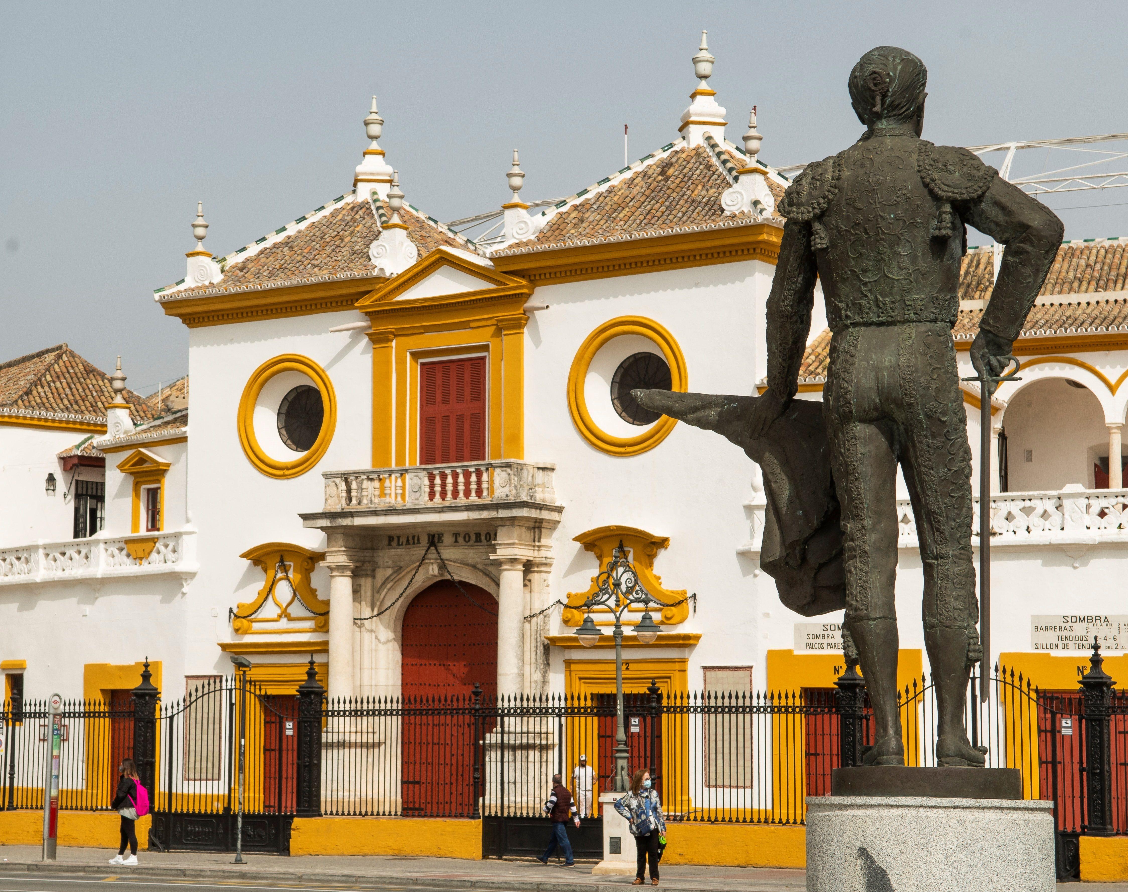 Las restricciones actuales en Sevilla harían inviable la Feria de Abril