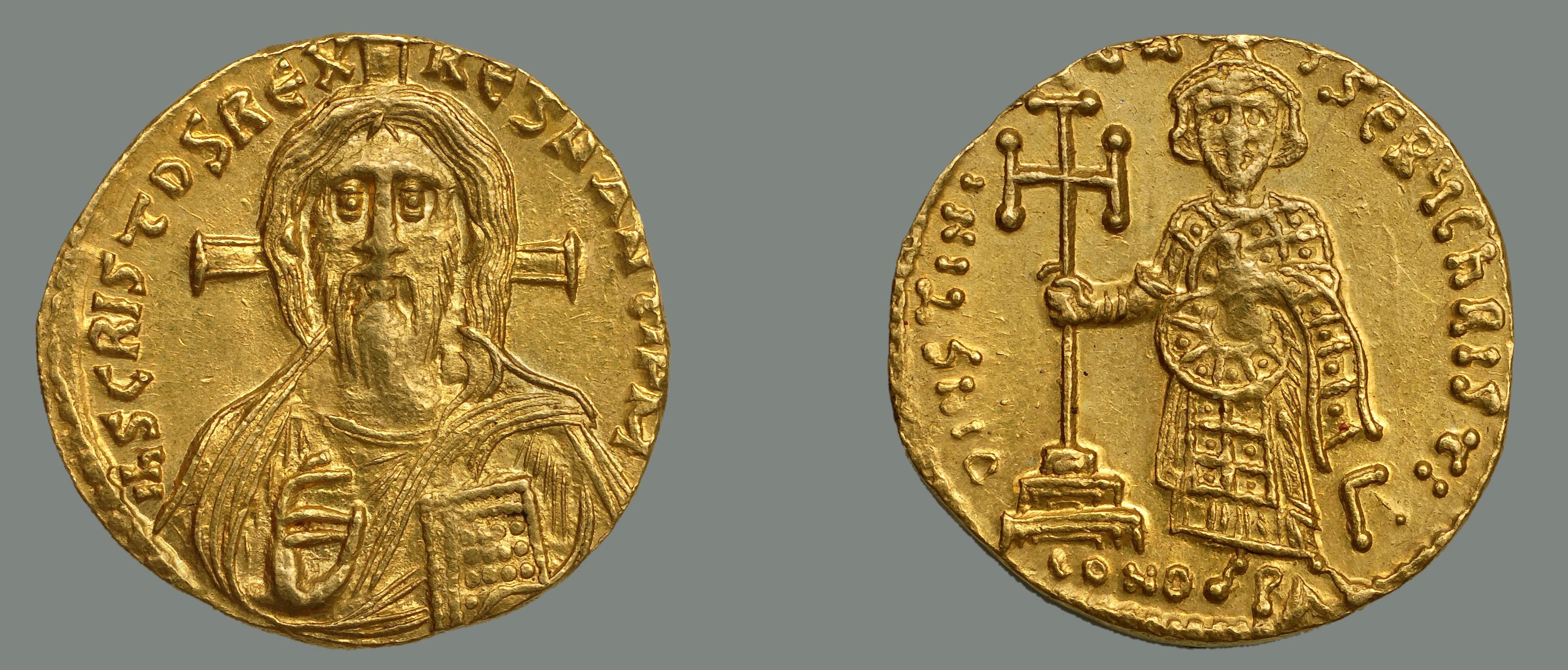 Justiniano II: el emperador de la nariz de oro