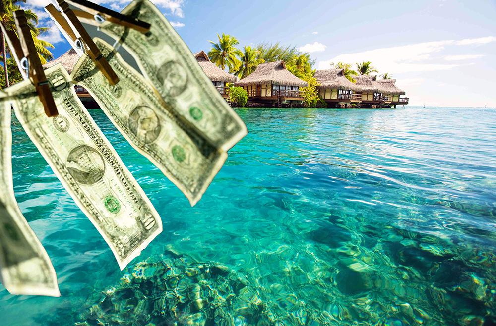 Resultado de imagen de paraísos fiscales