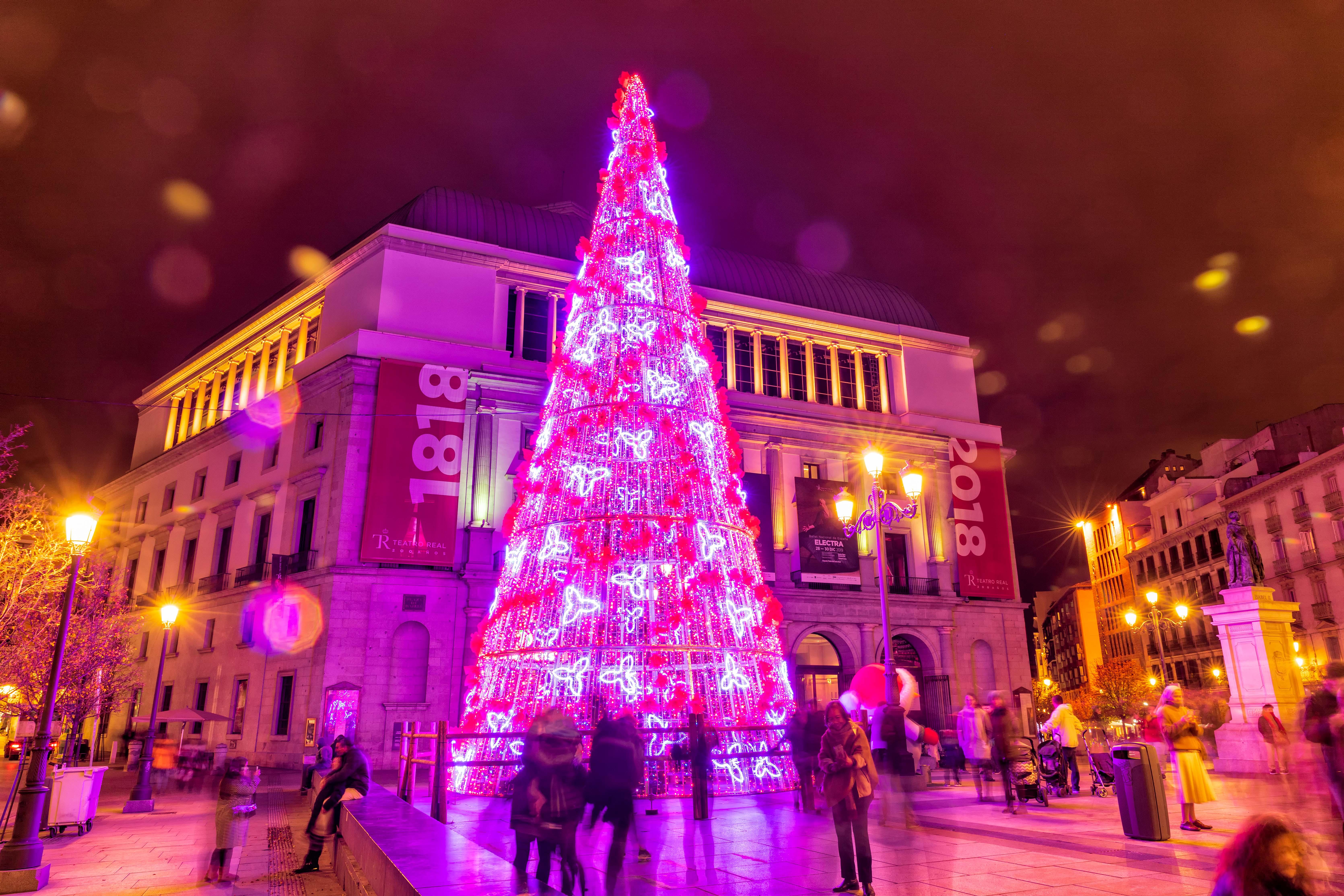 La campaña de Navidad generará en Madrid 36.500 contratos, un 31,6 % menos