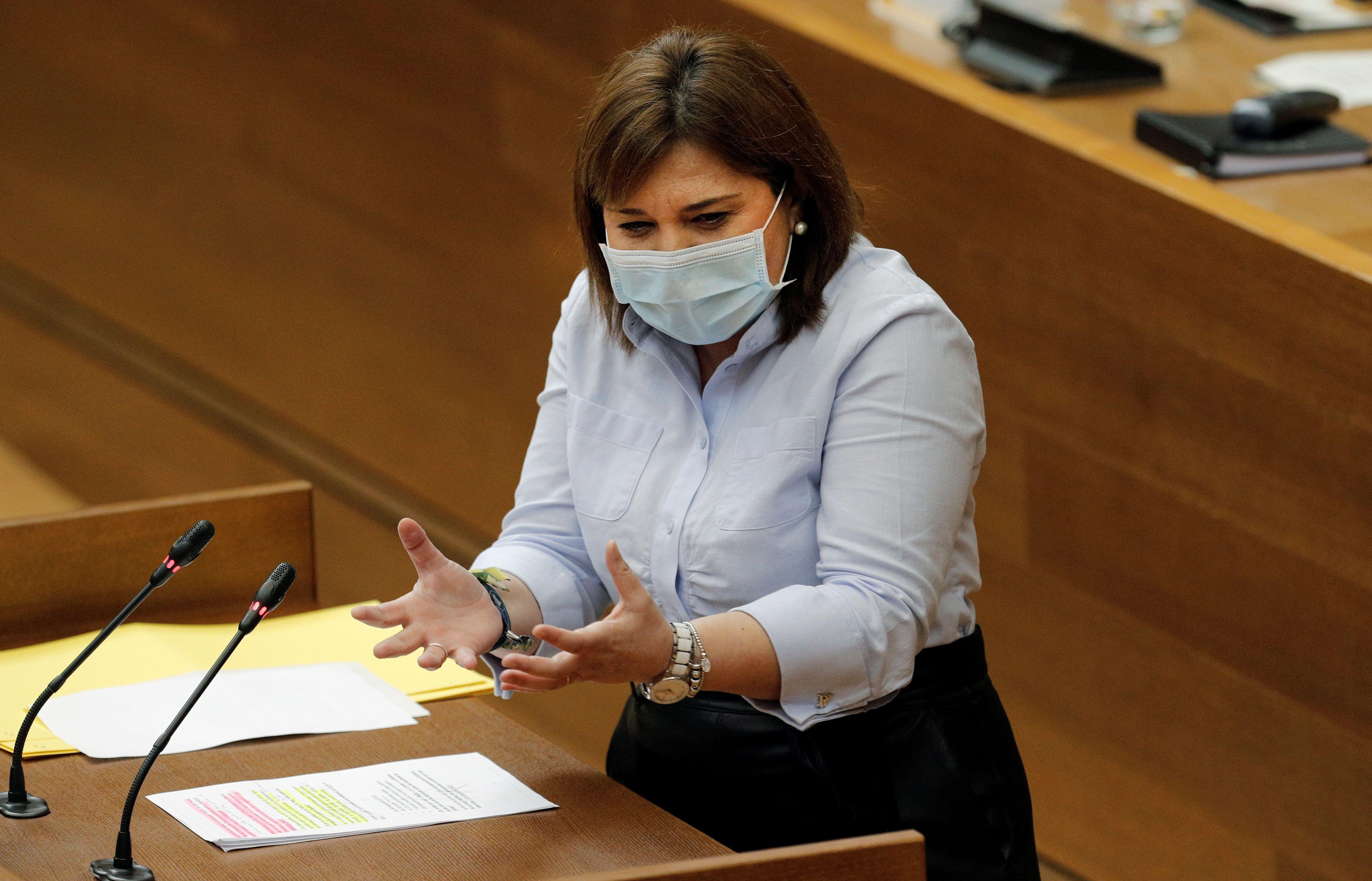 Bonig (PP) acusa a Puig de traicionar a valencianos con el trasvase Tajo-Segura