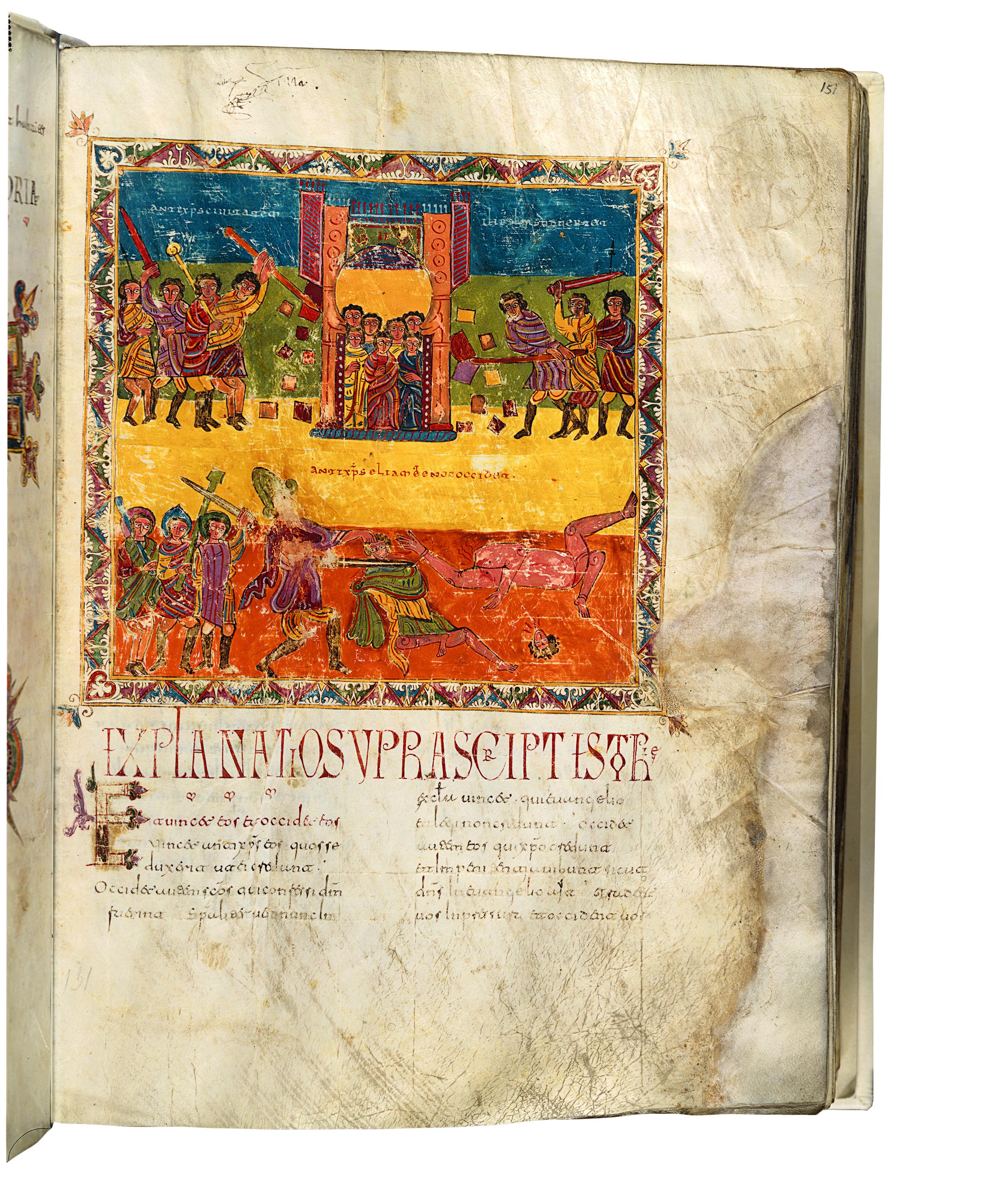 Manuscritos medievales: la historia detrás de los libros más valiosos