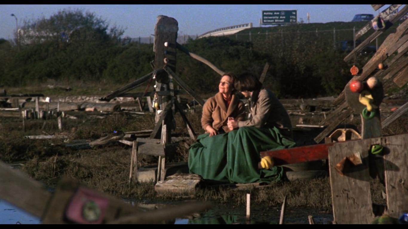 """Fotograma de """"Harold y Maude"""", dirigida en 1971 por Hal Ashby"""