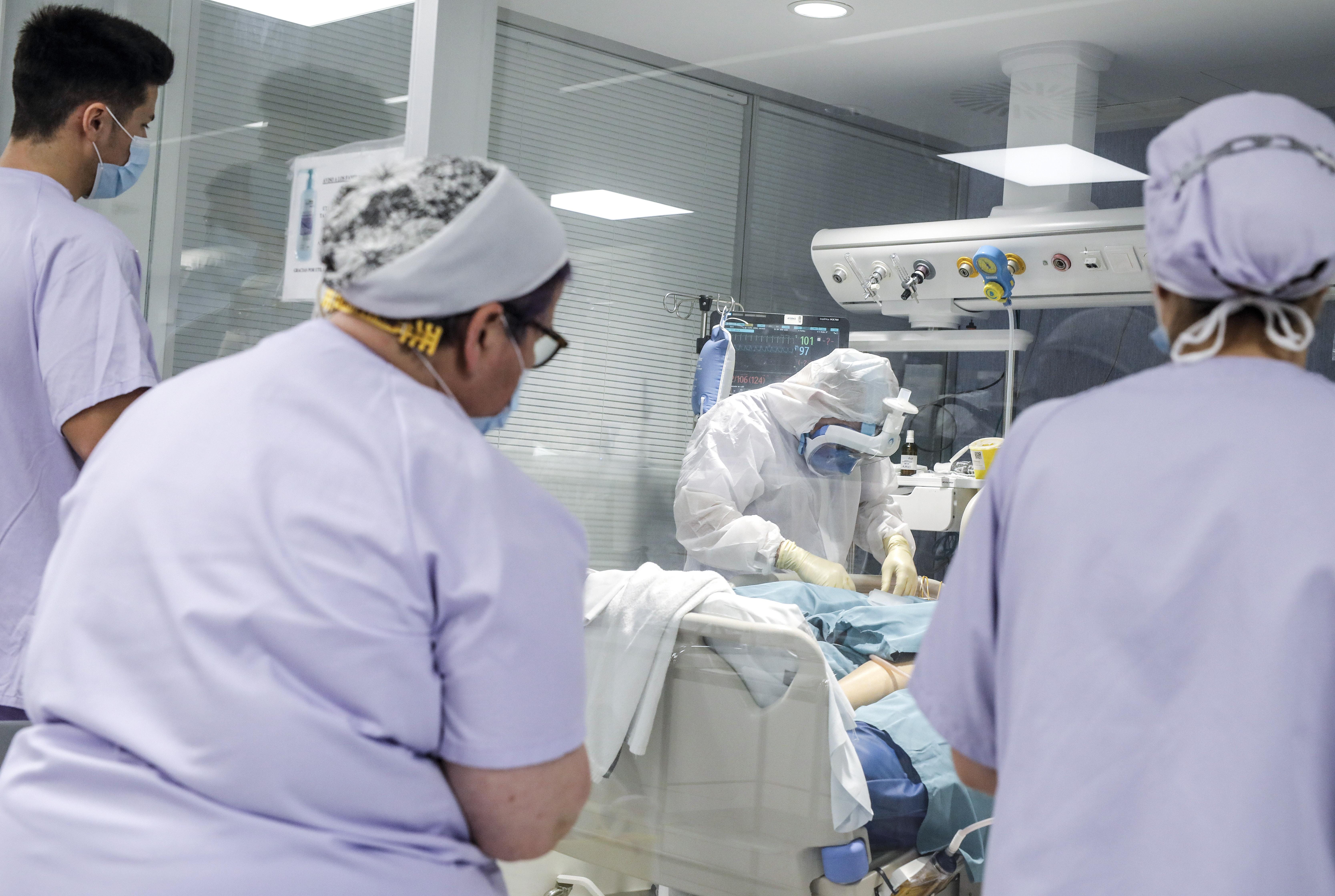 Hospital Arnau de Vilanova (Valencia)