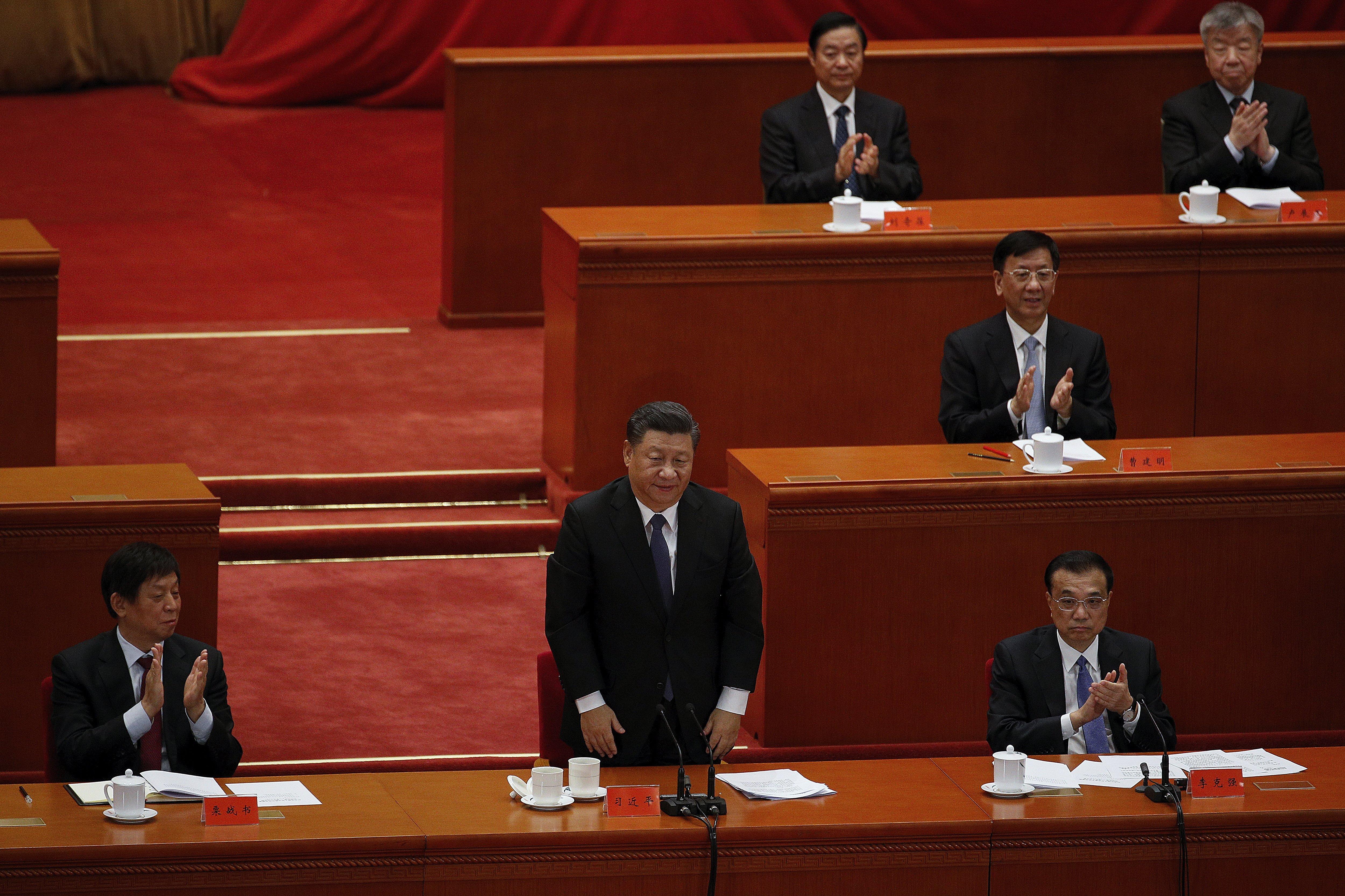 "Xi advierte a Trump: ""China no se acobardará"""