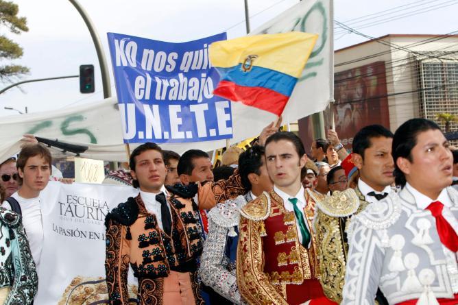 Jesús Duque actuará en Ecuador