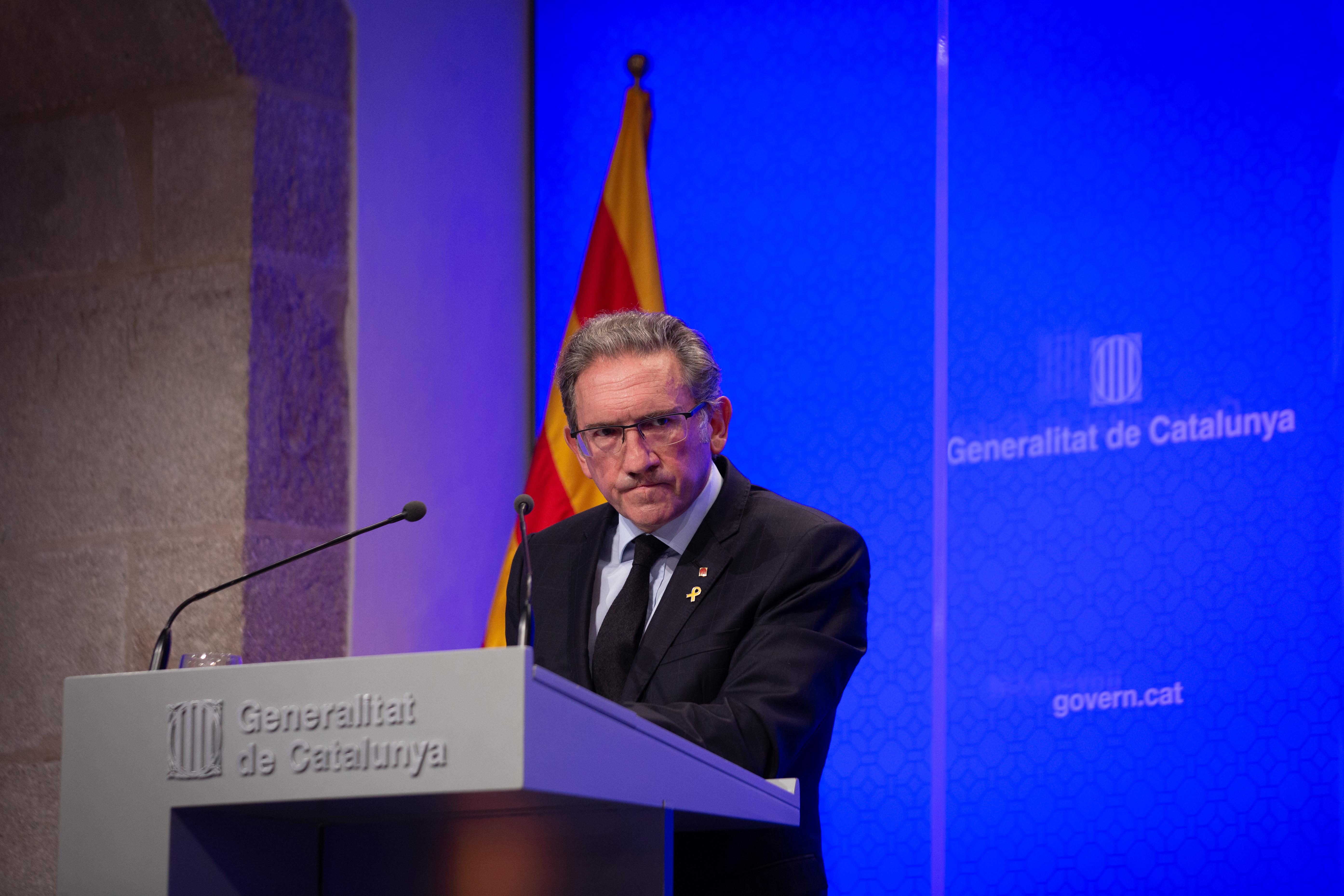 La Generalitat cubrirá finalmente la fianza del Tribunal de Cuentas con fondos públicos