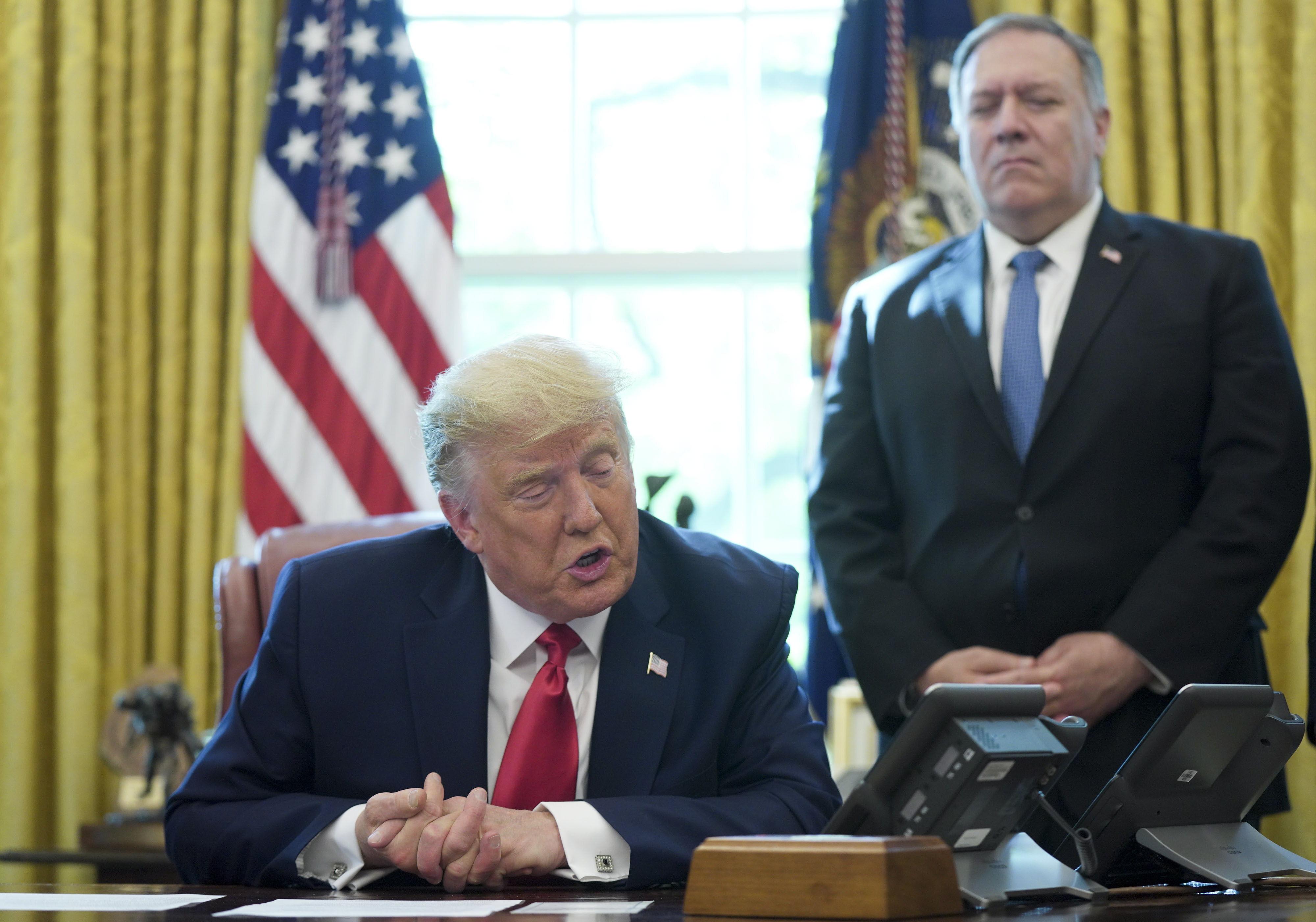 Trump anuncia un acuerdo entre Sudán e Israel para normalizar sus relaciones