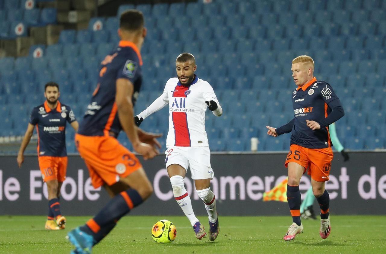 Montpellier-PSG (1-3) : les notes des joueurs parisiens - Le Parisien